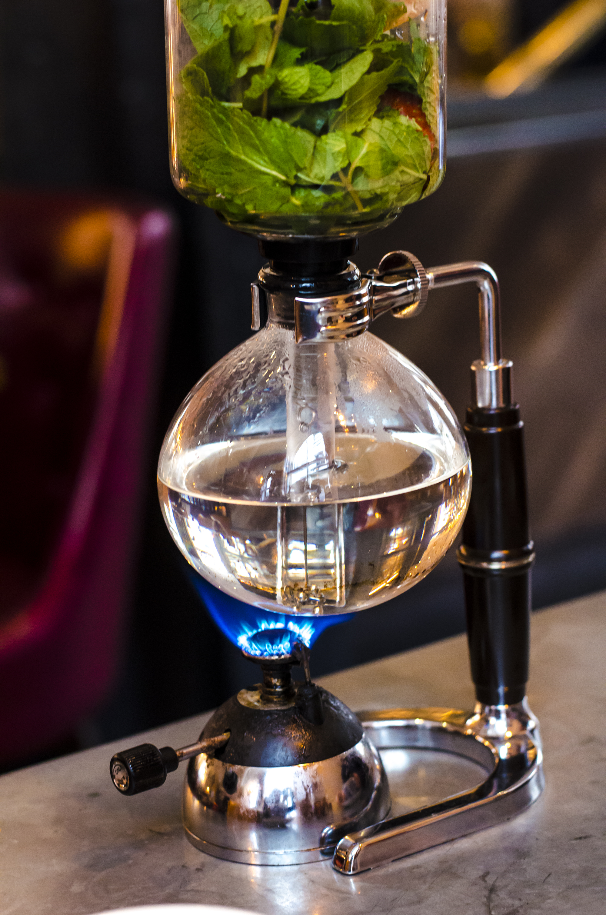 science cocktails in liverpool