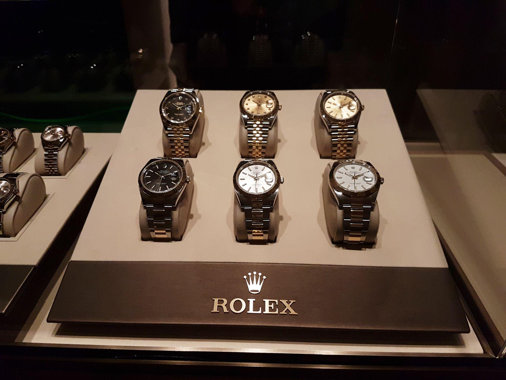 Rolex watches 2016