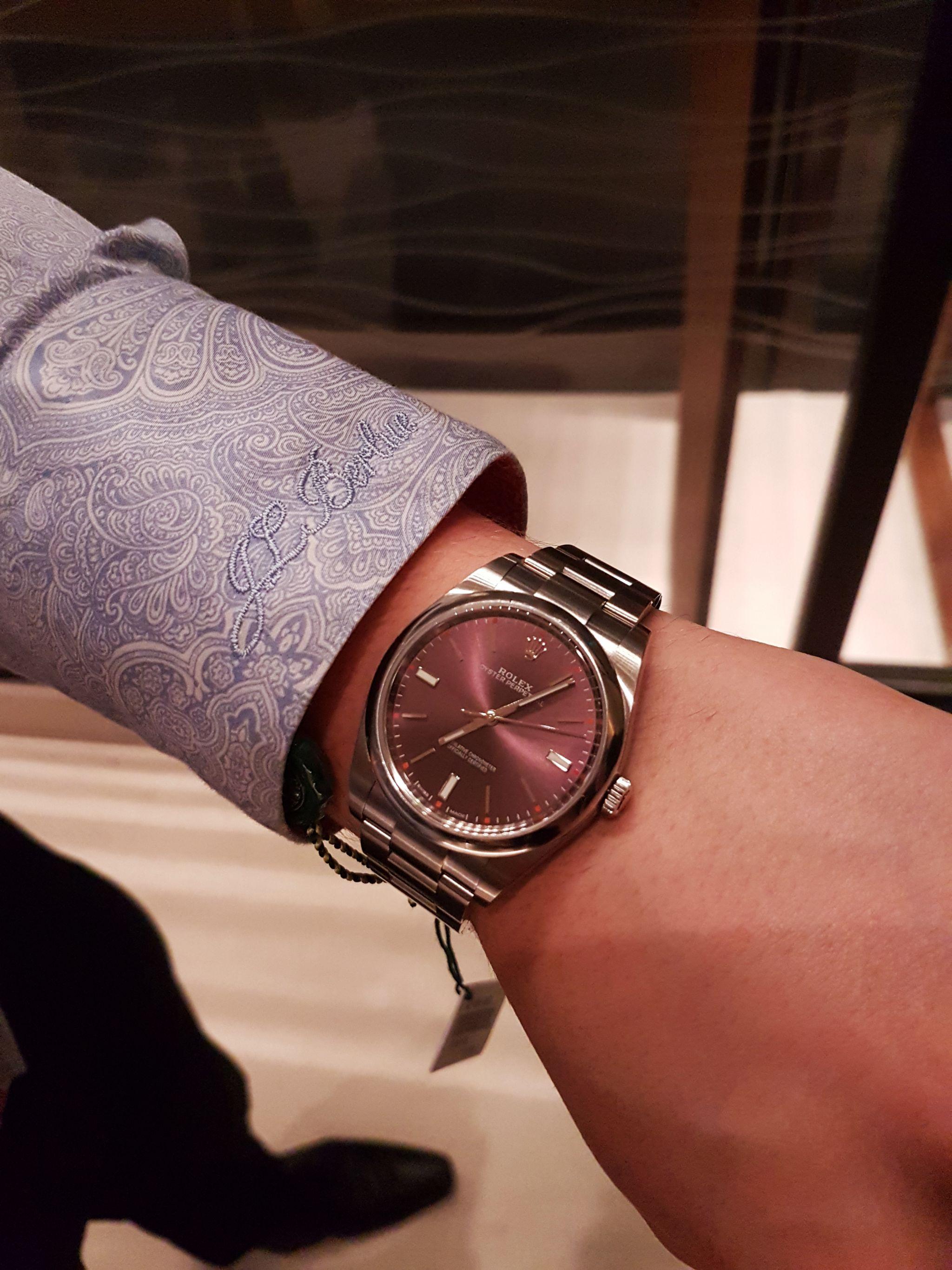 Rolex watch liverpool goldsmiths