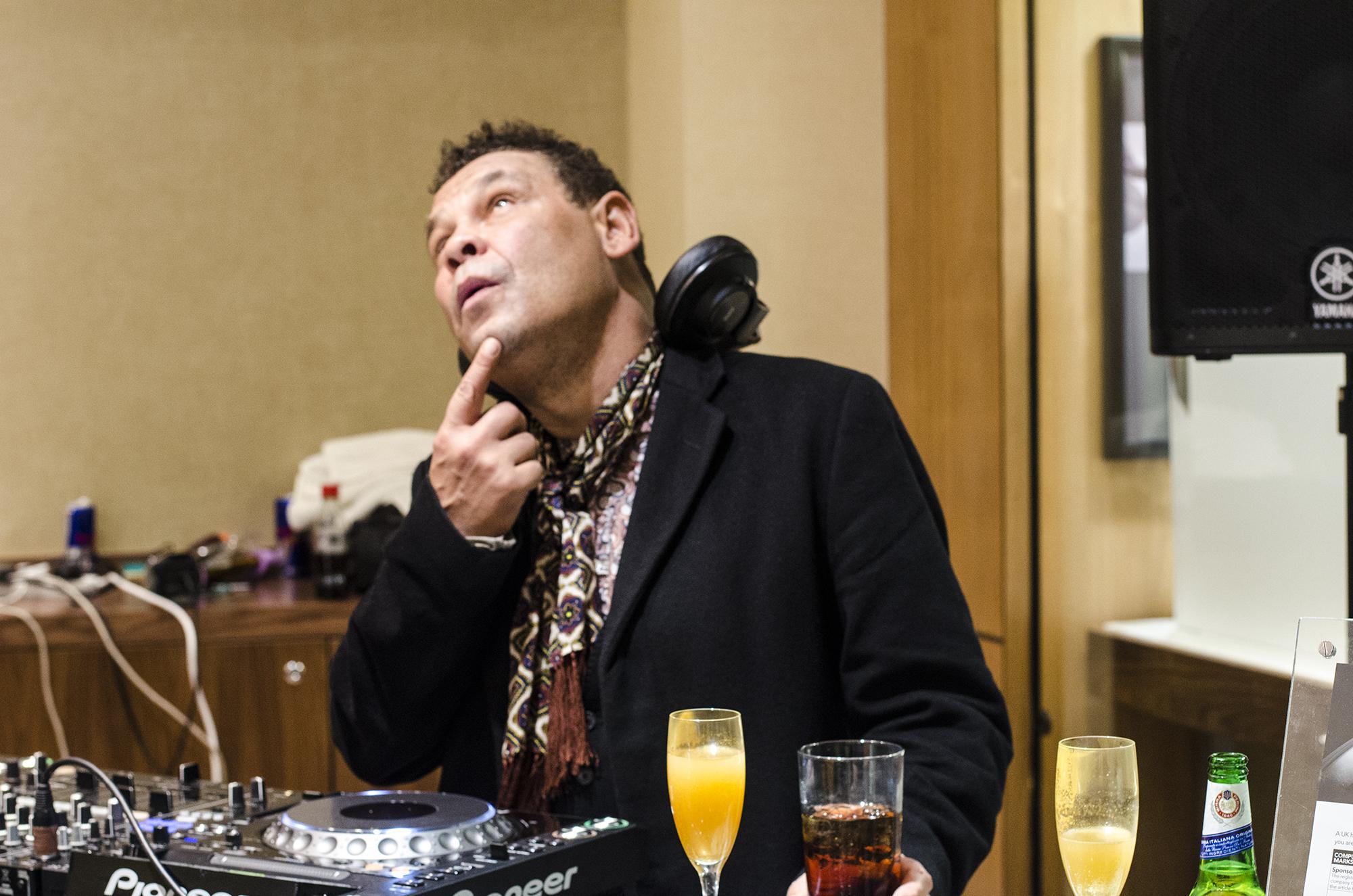 Craig Charles DJ Liverpool