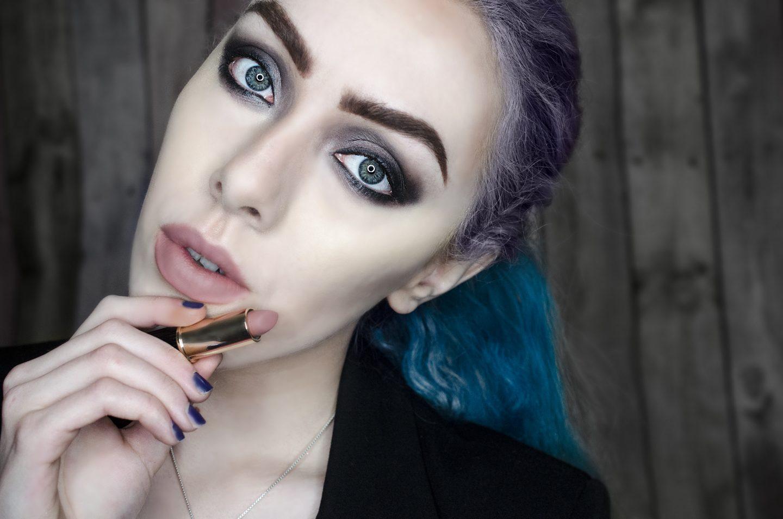 stephi lareine victoria beckham makeup collection