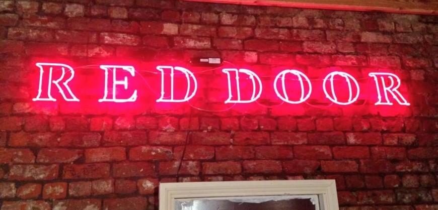 The Study Red Door Liverpool Berry Street