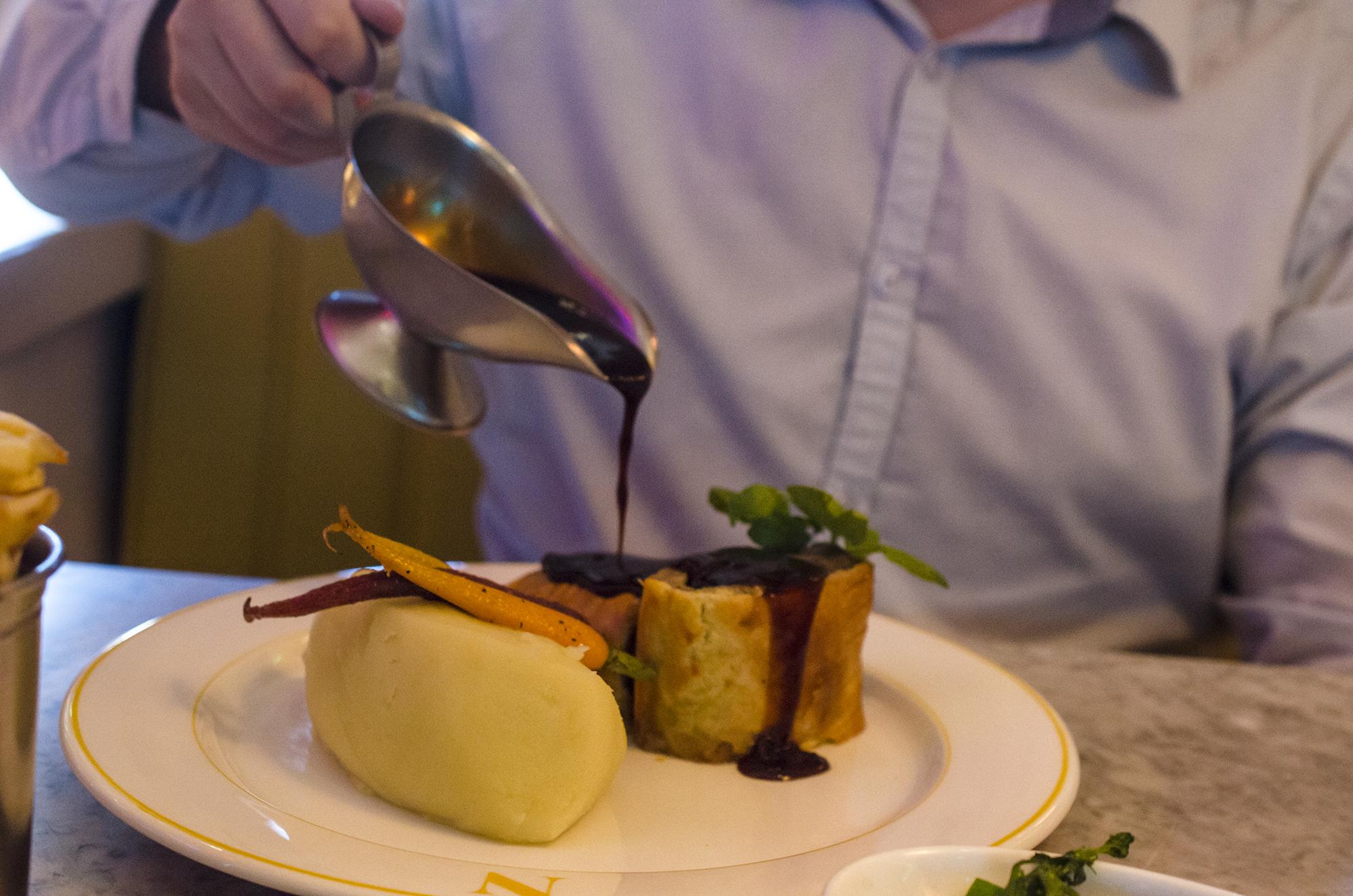 Neighbourhood Castle Street Liverpool Food Review