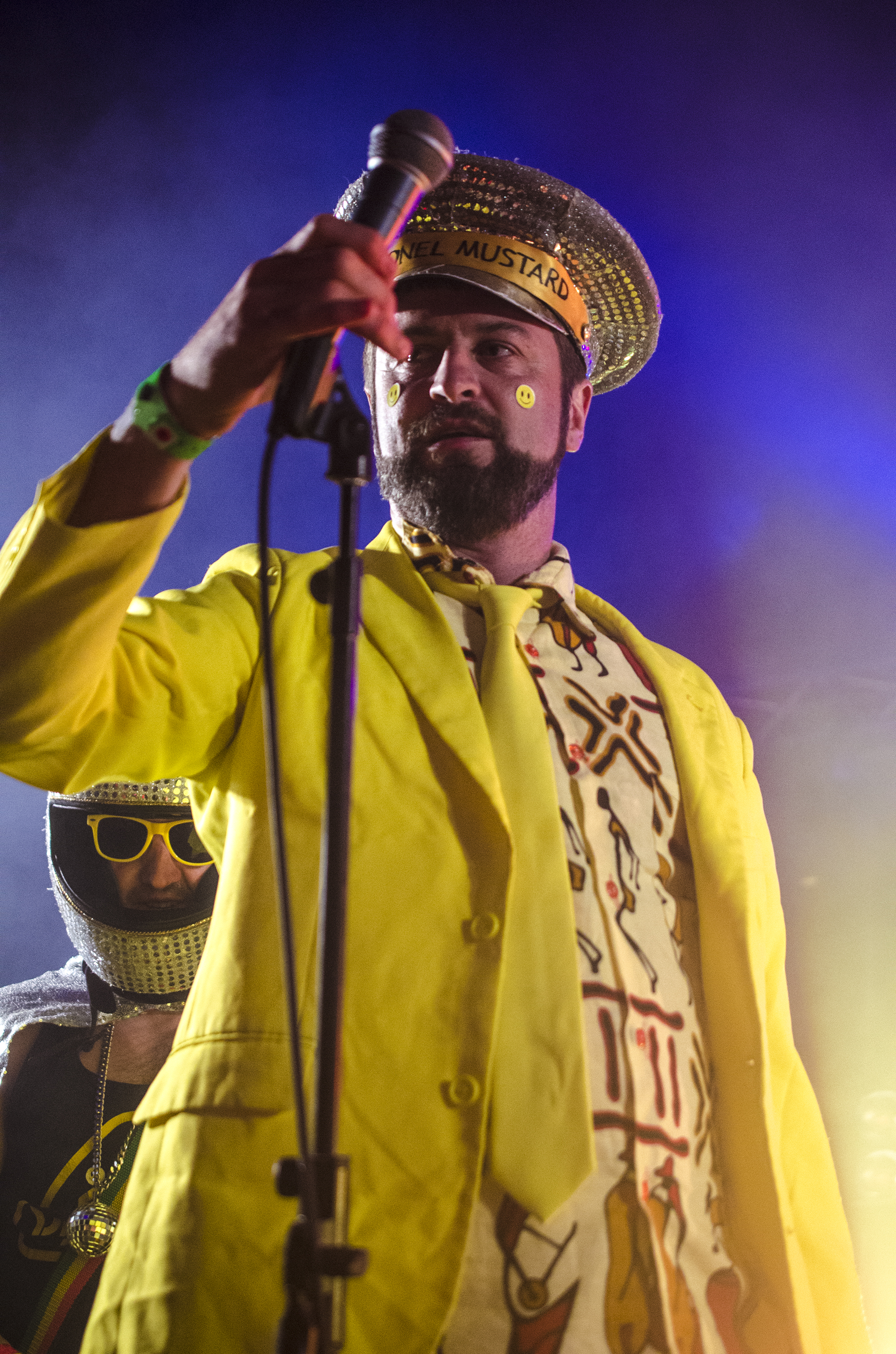 Liverpool Sound City 2017: Colonel Mustard And The Dijon 5