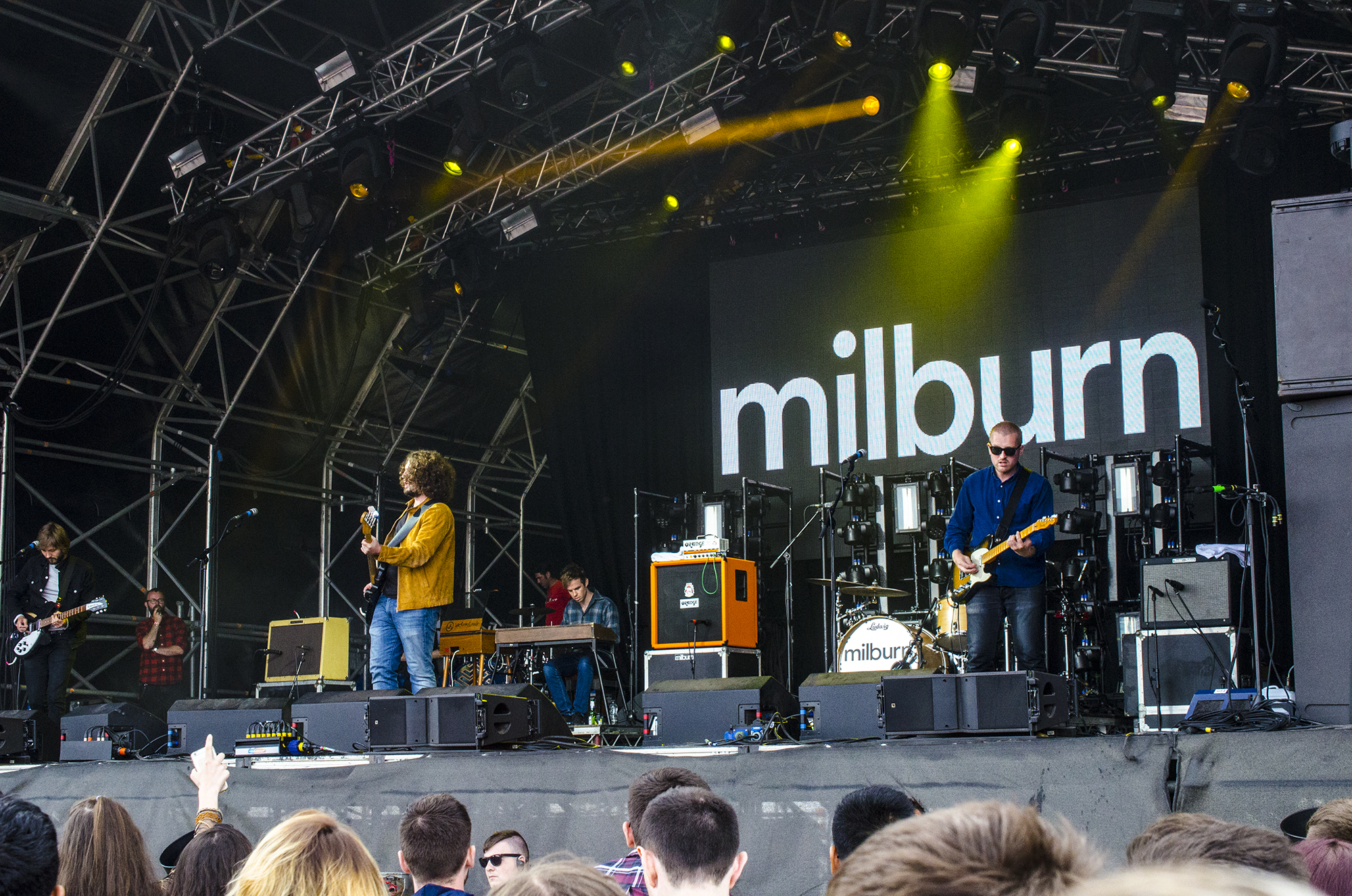 Liverpool Sound City 2017: Milburn