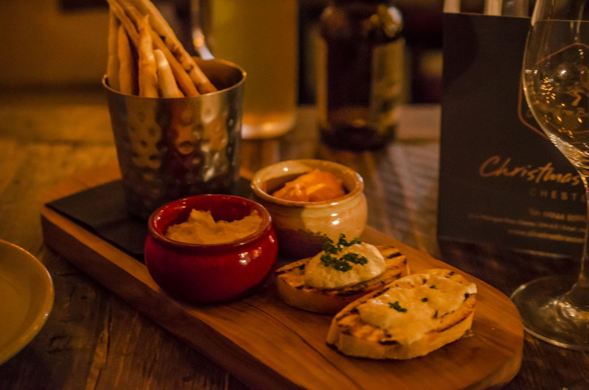 Olive Tree Brasserie Chester Centre Greek Restaurant