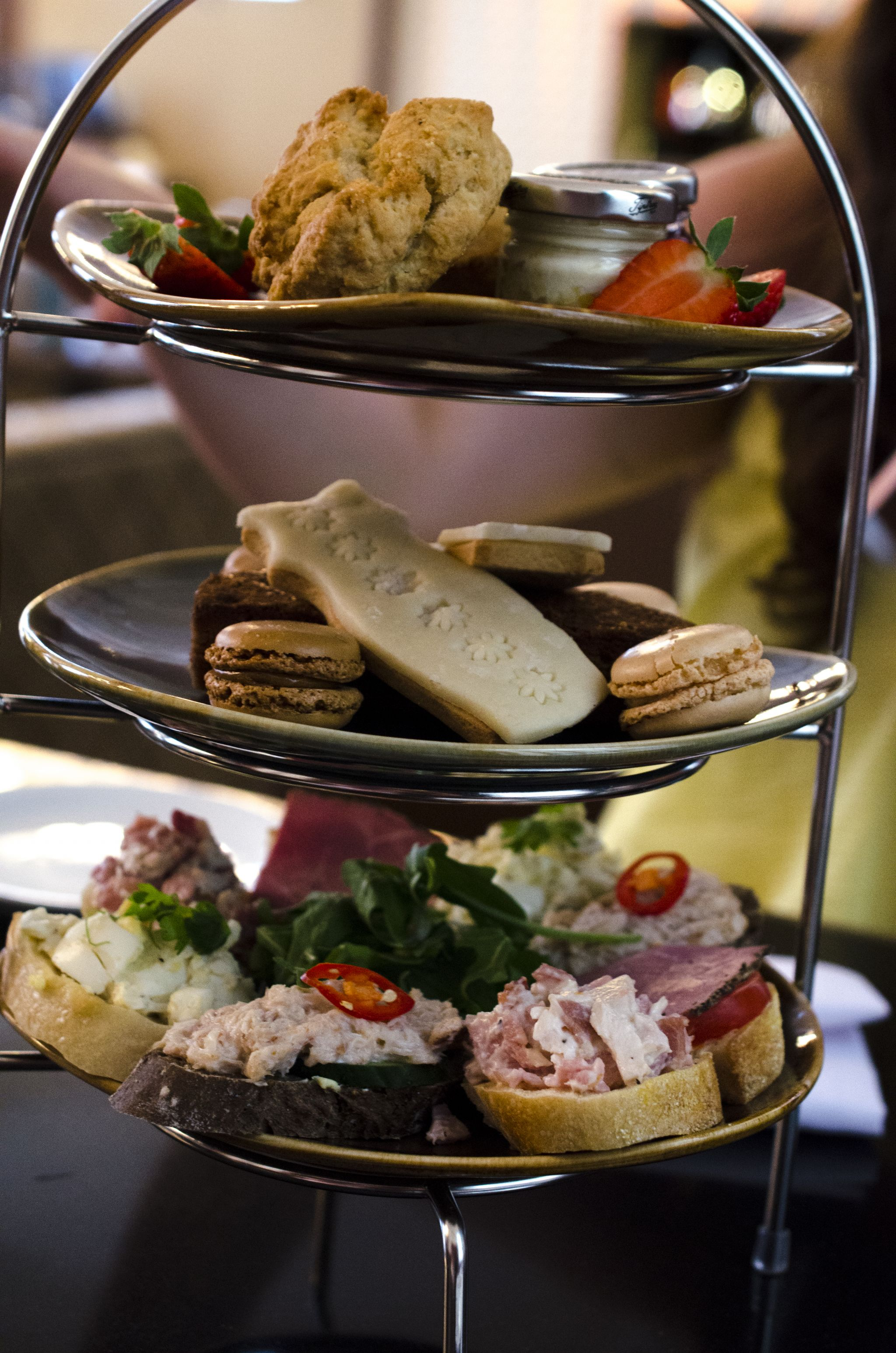 NYL Liverpool Fashion Afternoon Tea British Style Collective