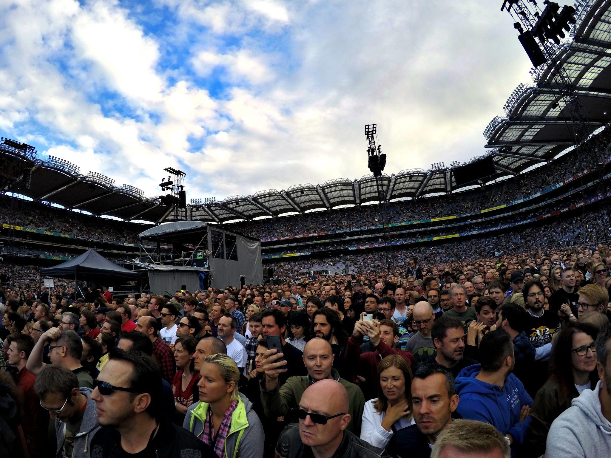 U2 Dublin Croke Park 2017