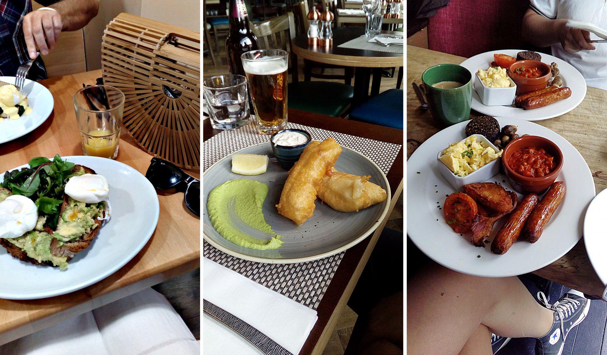 Best Food in Dublin 2017