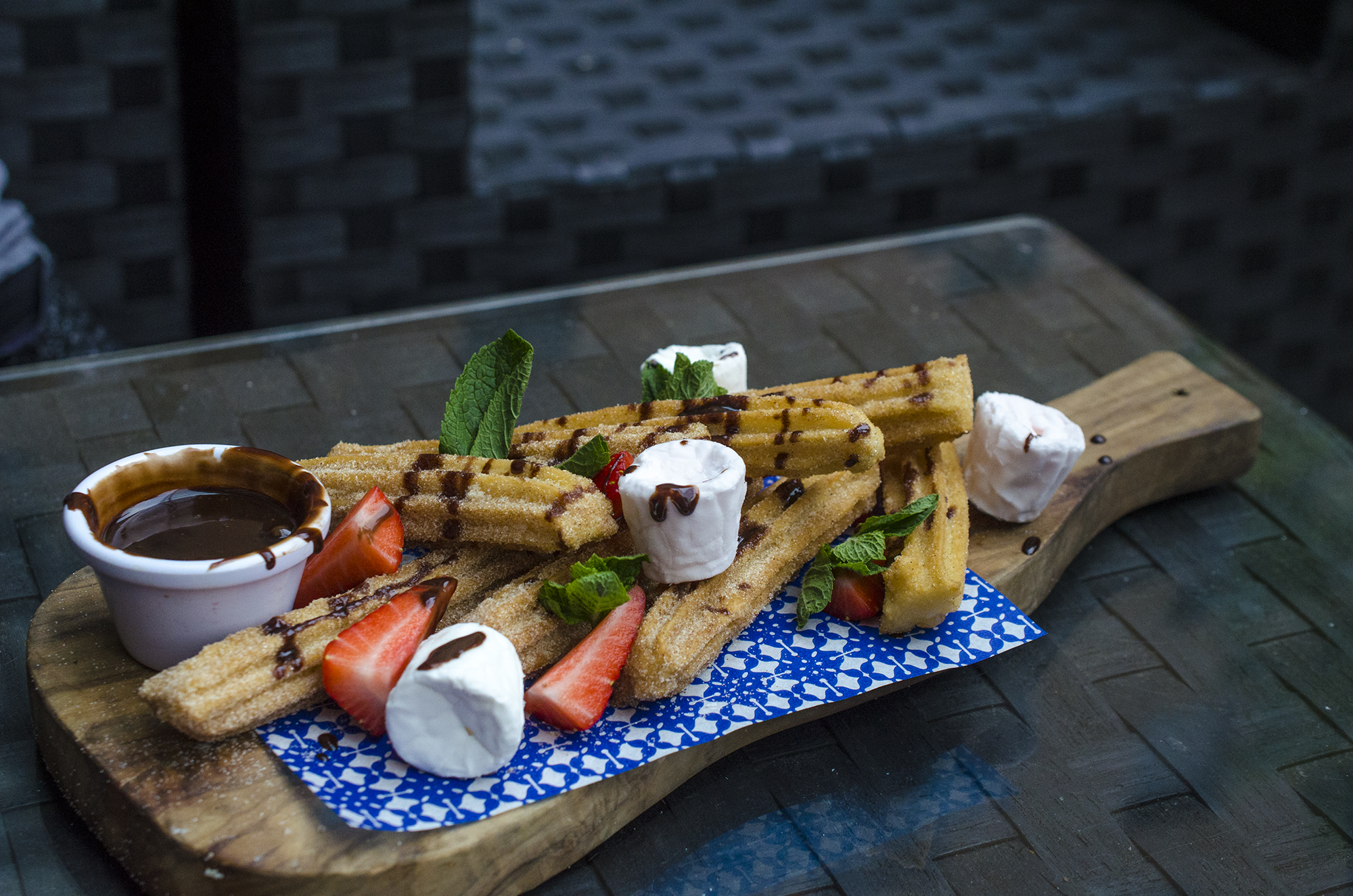 La Tasca Desserts Churros Review