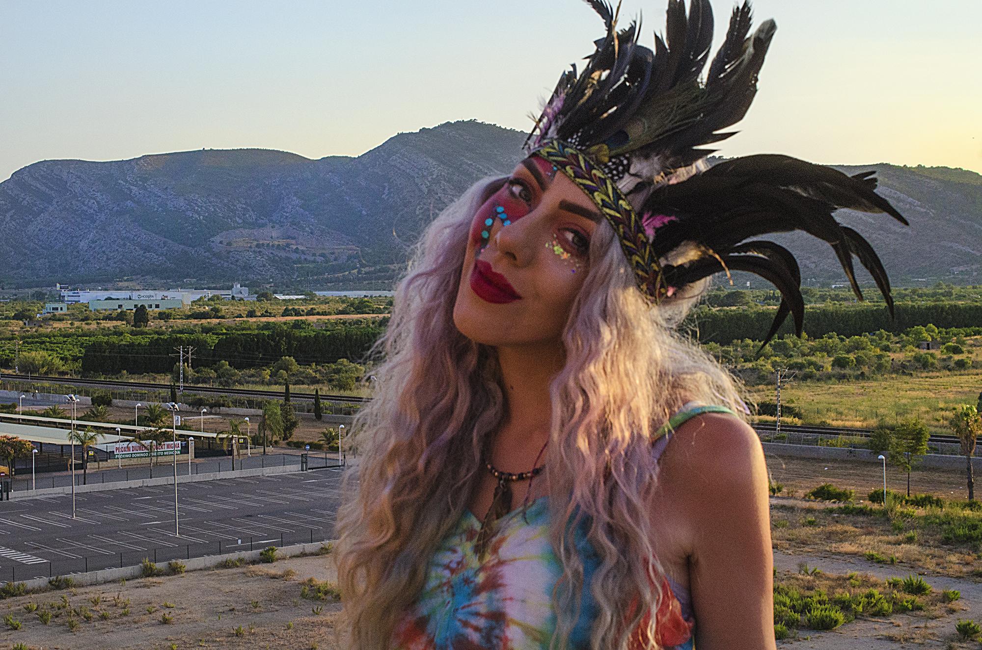 Benicassim Festival Fashion 2017 Stephi LaReine Style Blogger