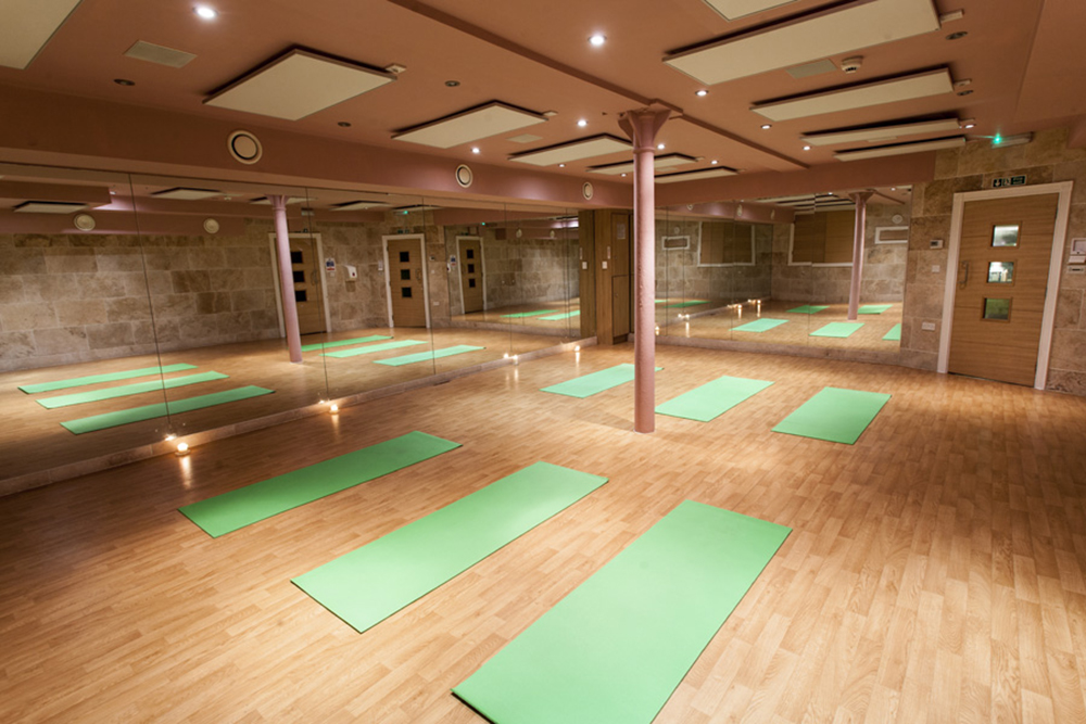 Nourish Liverpool Hatton Gardens Review Yoga