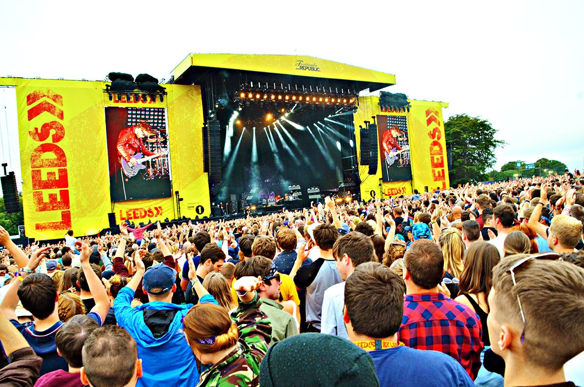 Royal Blood Leeds Festival