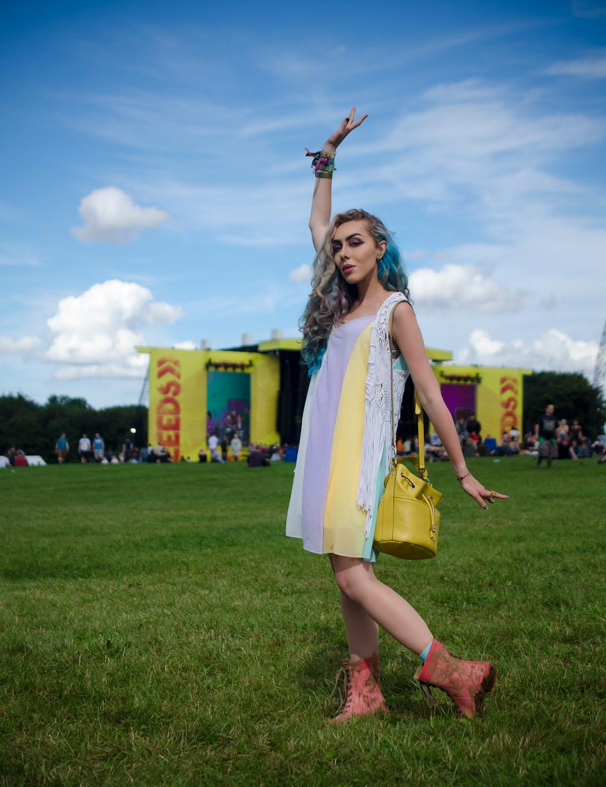Leeds Festival Fashion Outfit Stephi LaReine