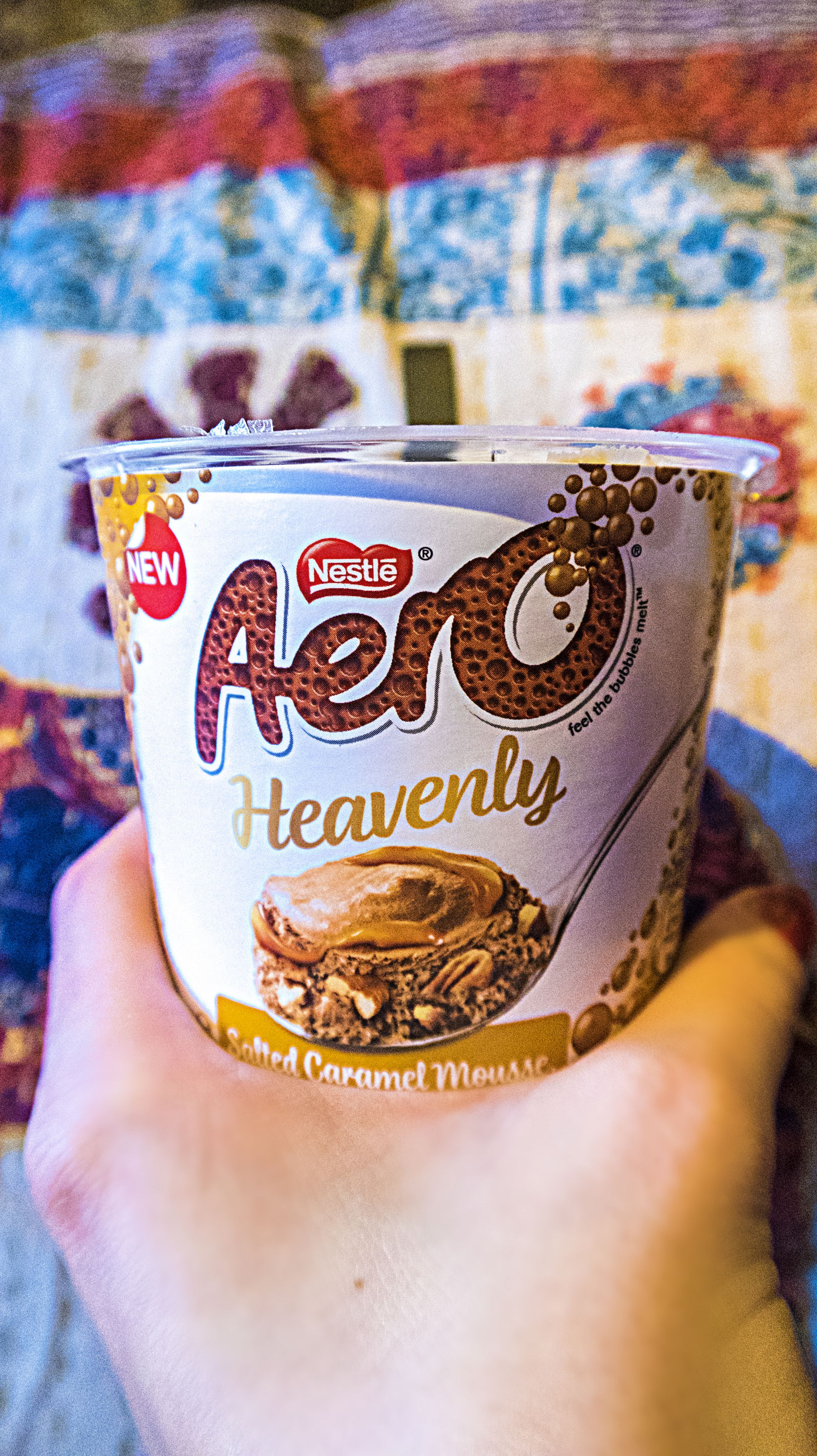 Aero Heavenly Caramel