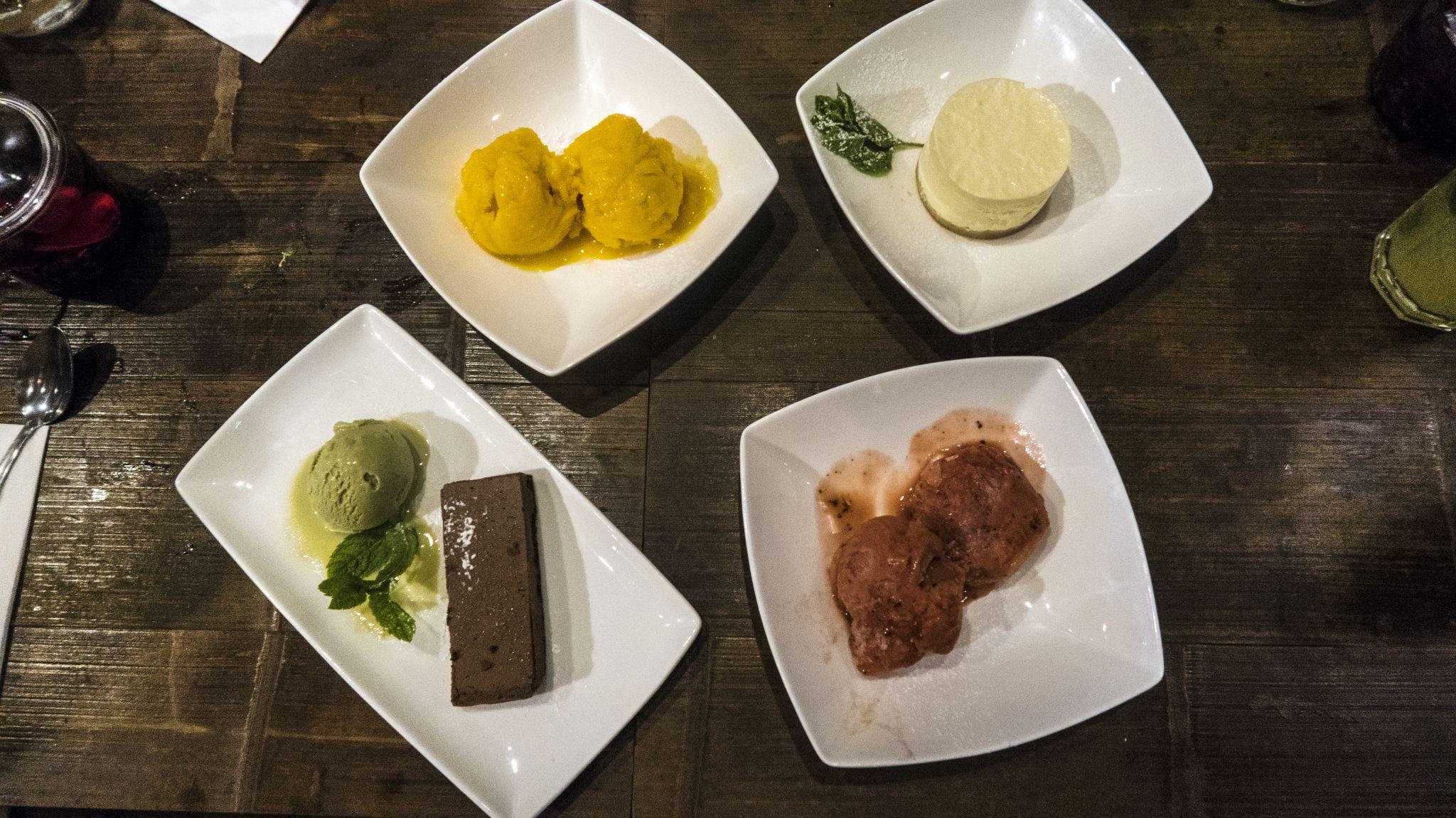 Pho Liverpool Desserts