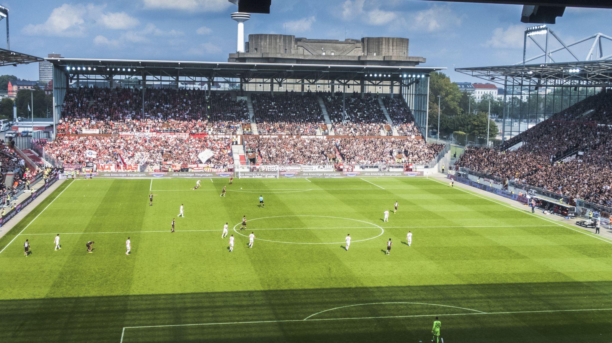 St Pauli VIP blog