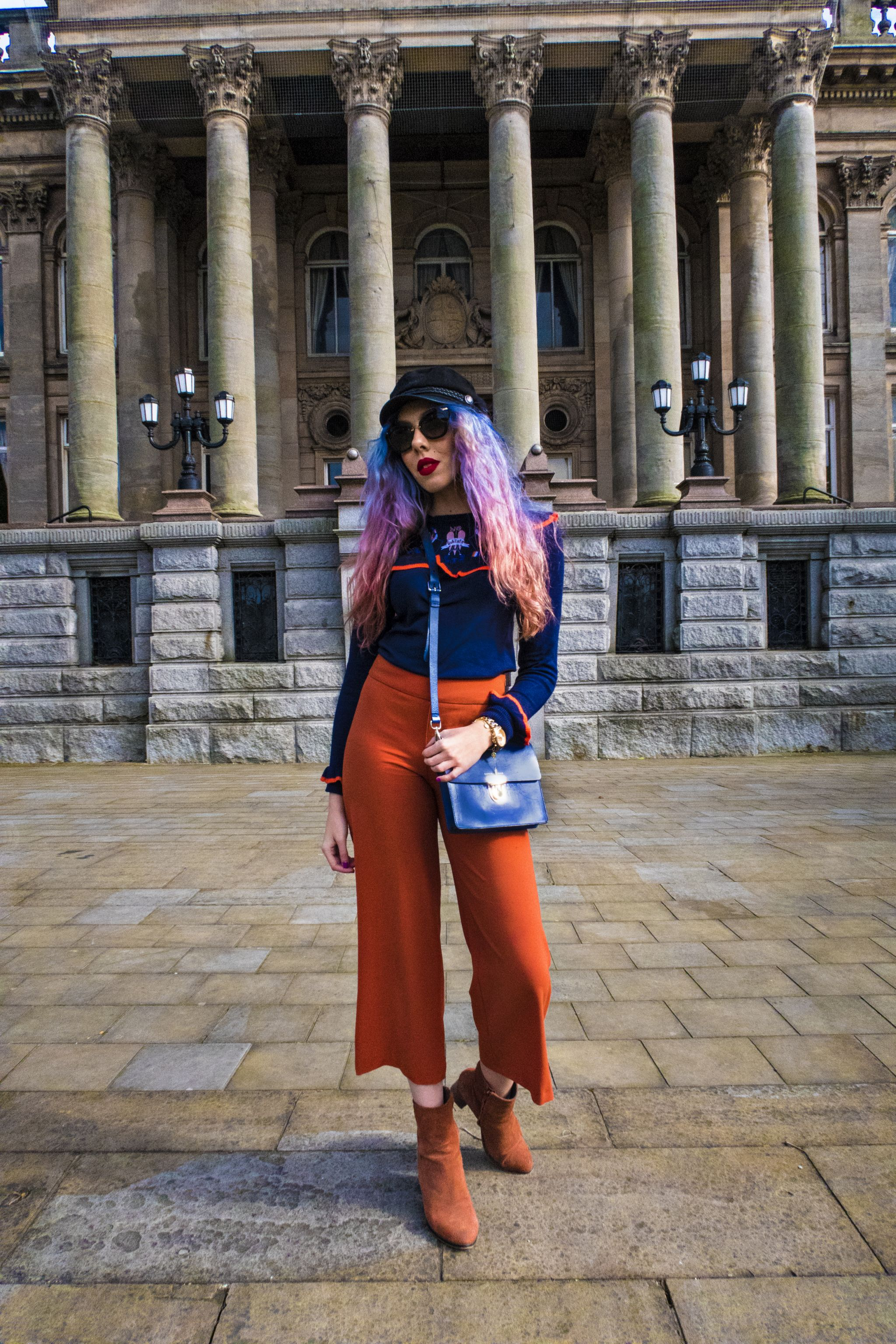 Sophie Fleming Bag - Fashion Blogger Stephi LaReine