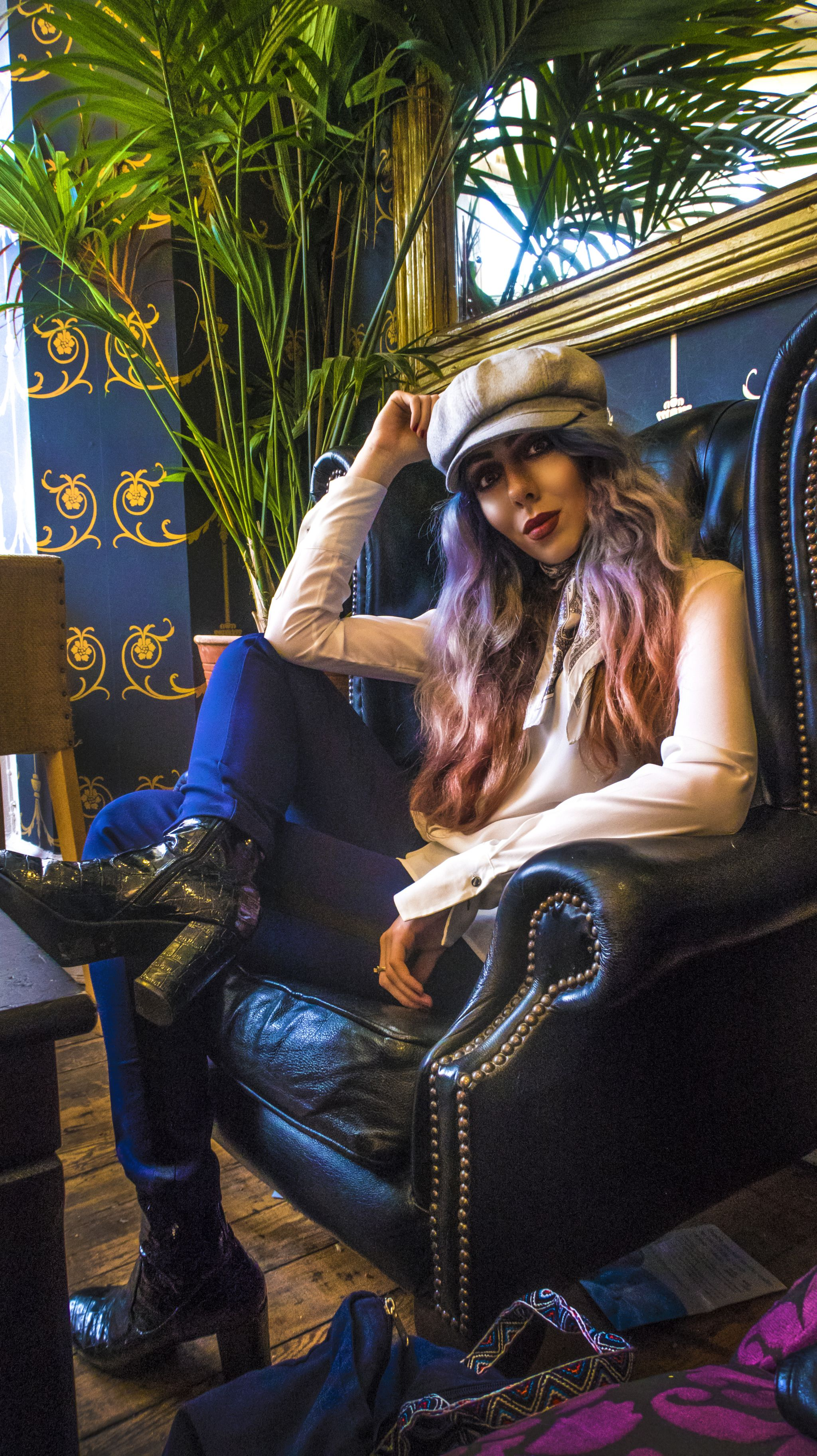 Liverpool Fashion Blogger Stephi LaReine