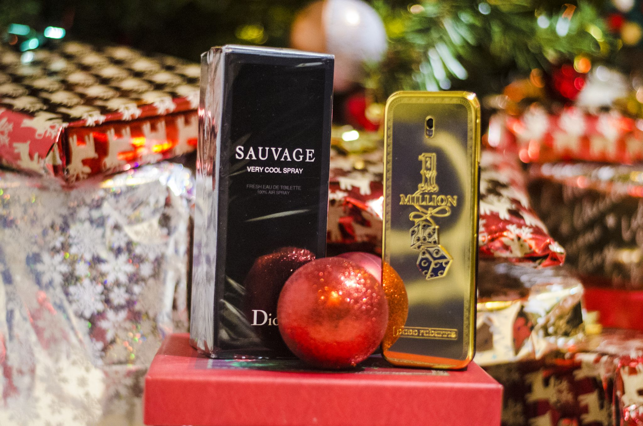 Sauvage Paco Rabanne 1 Million mens aftershaves gift guide