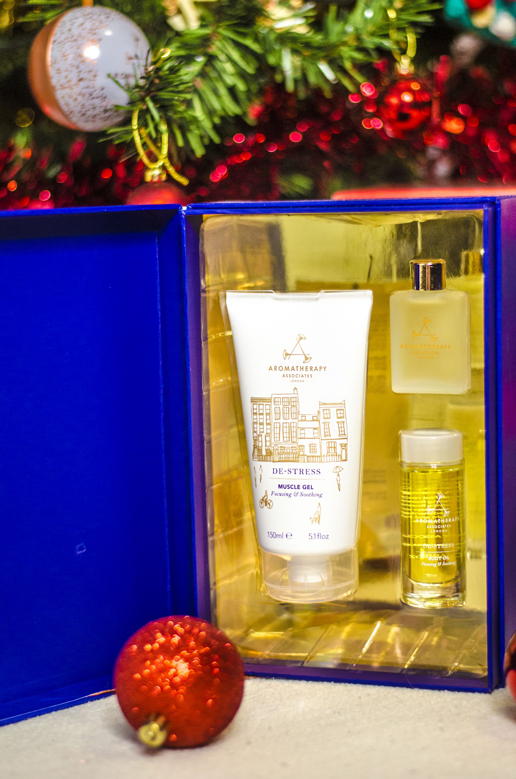 Aromatherapy Associates Set for Christmas
