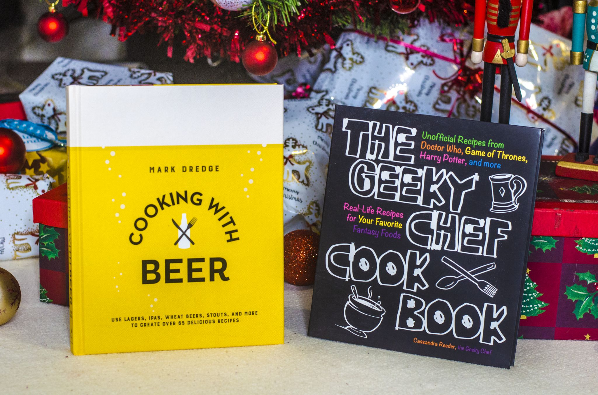 geeky cookbooks for men