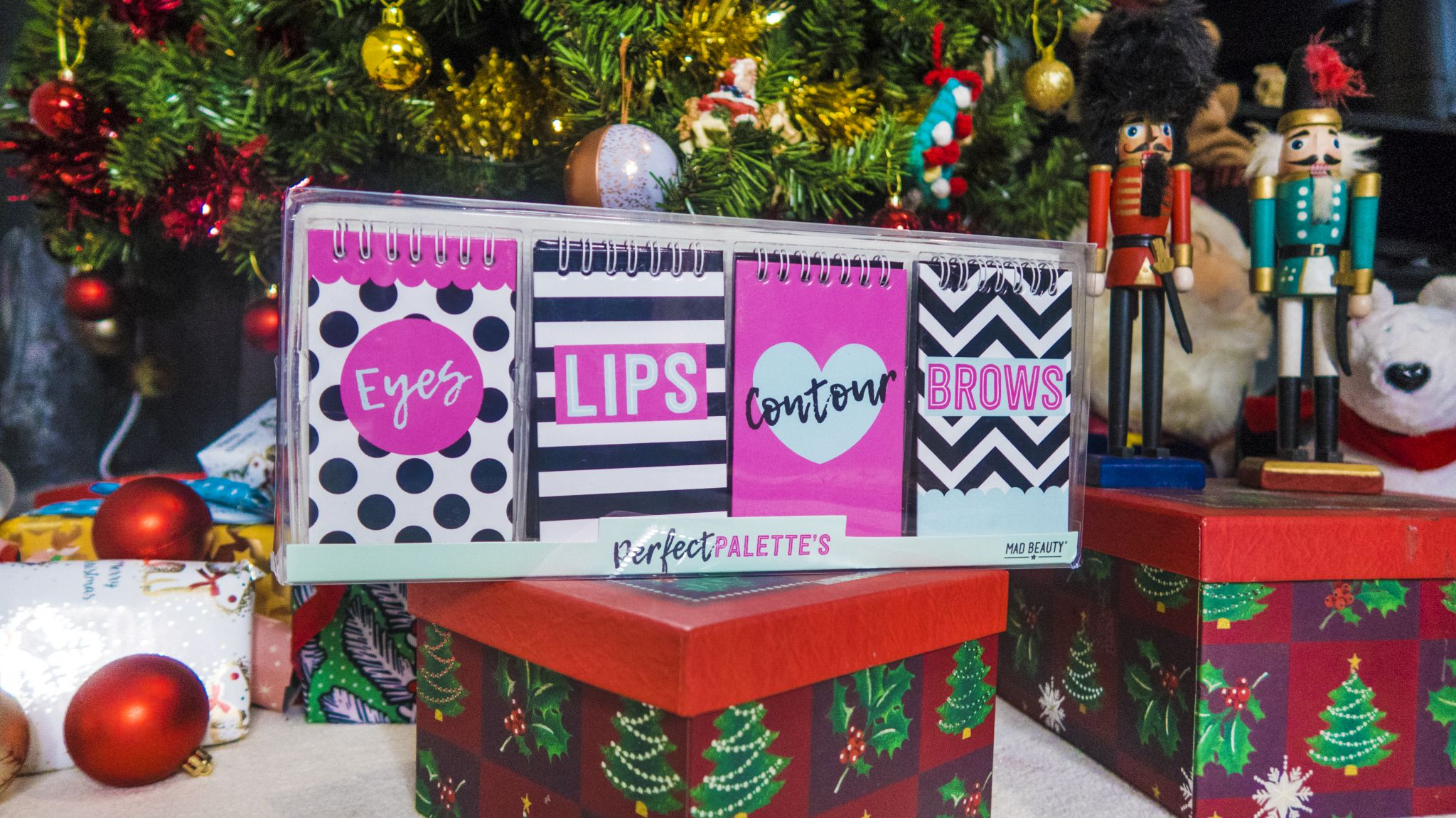 perfect palettes makeup christmas set