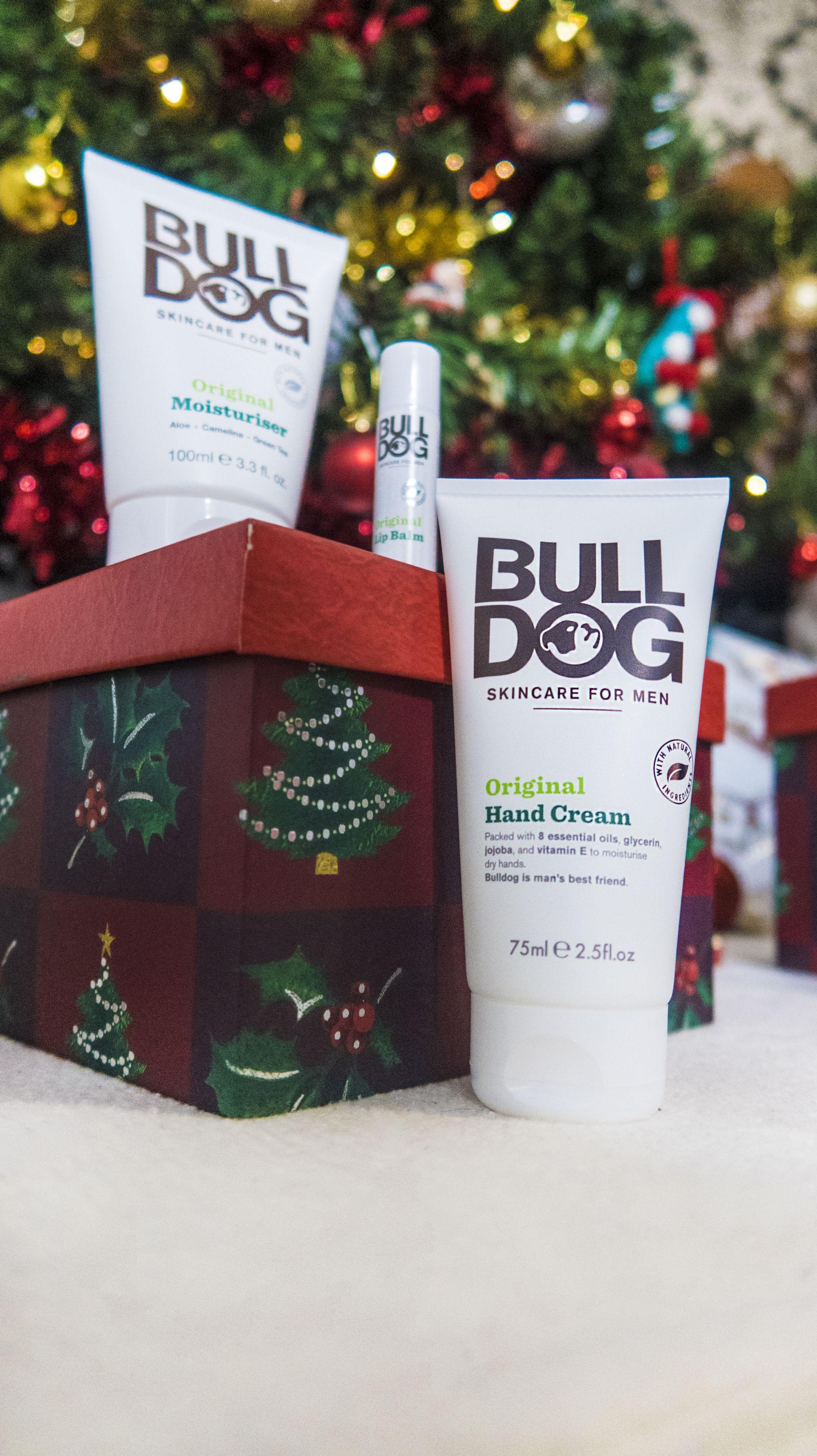 bulldog mens skincare