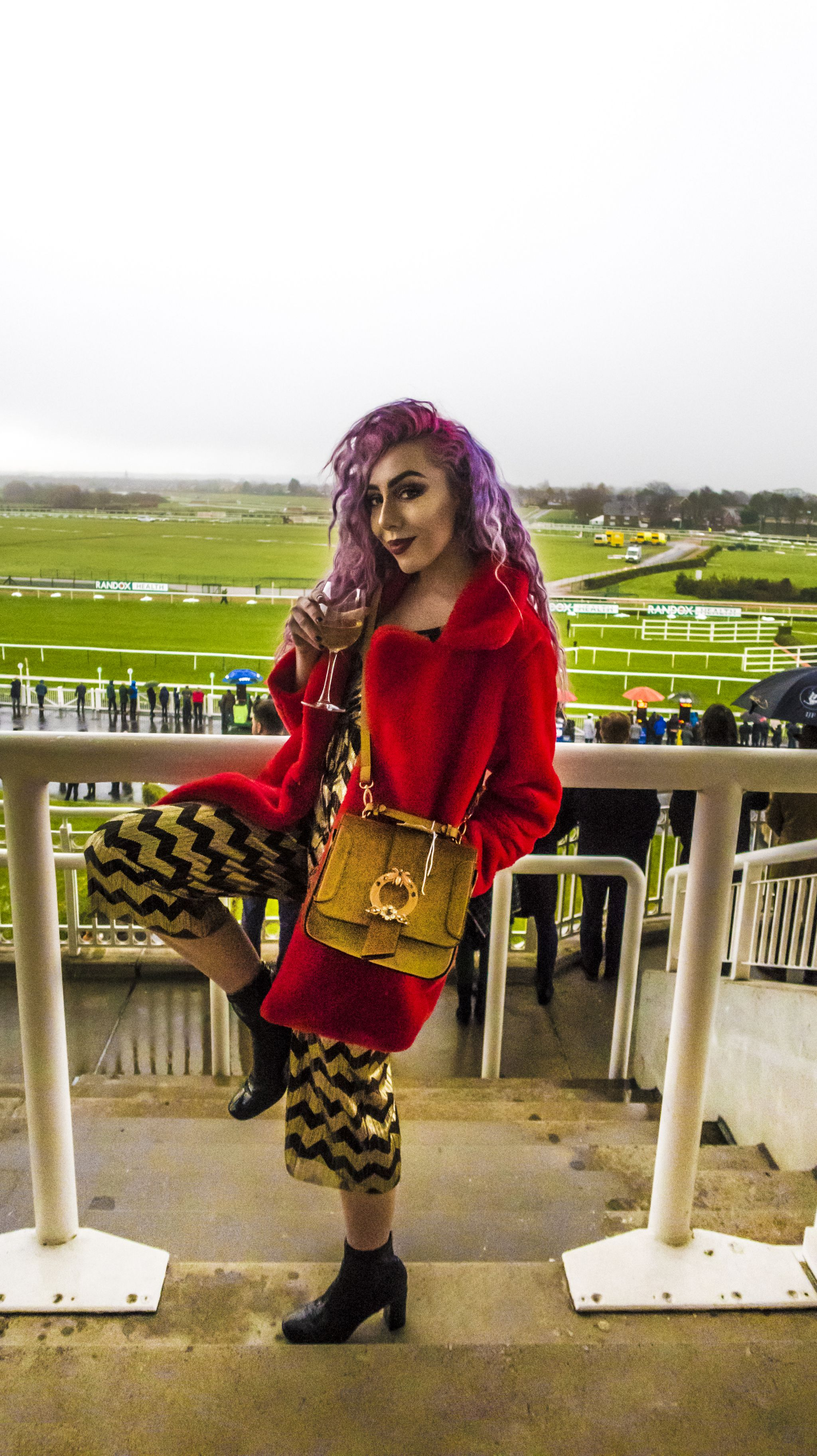 Stephi LaReine Grand National Blogger
