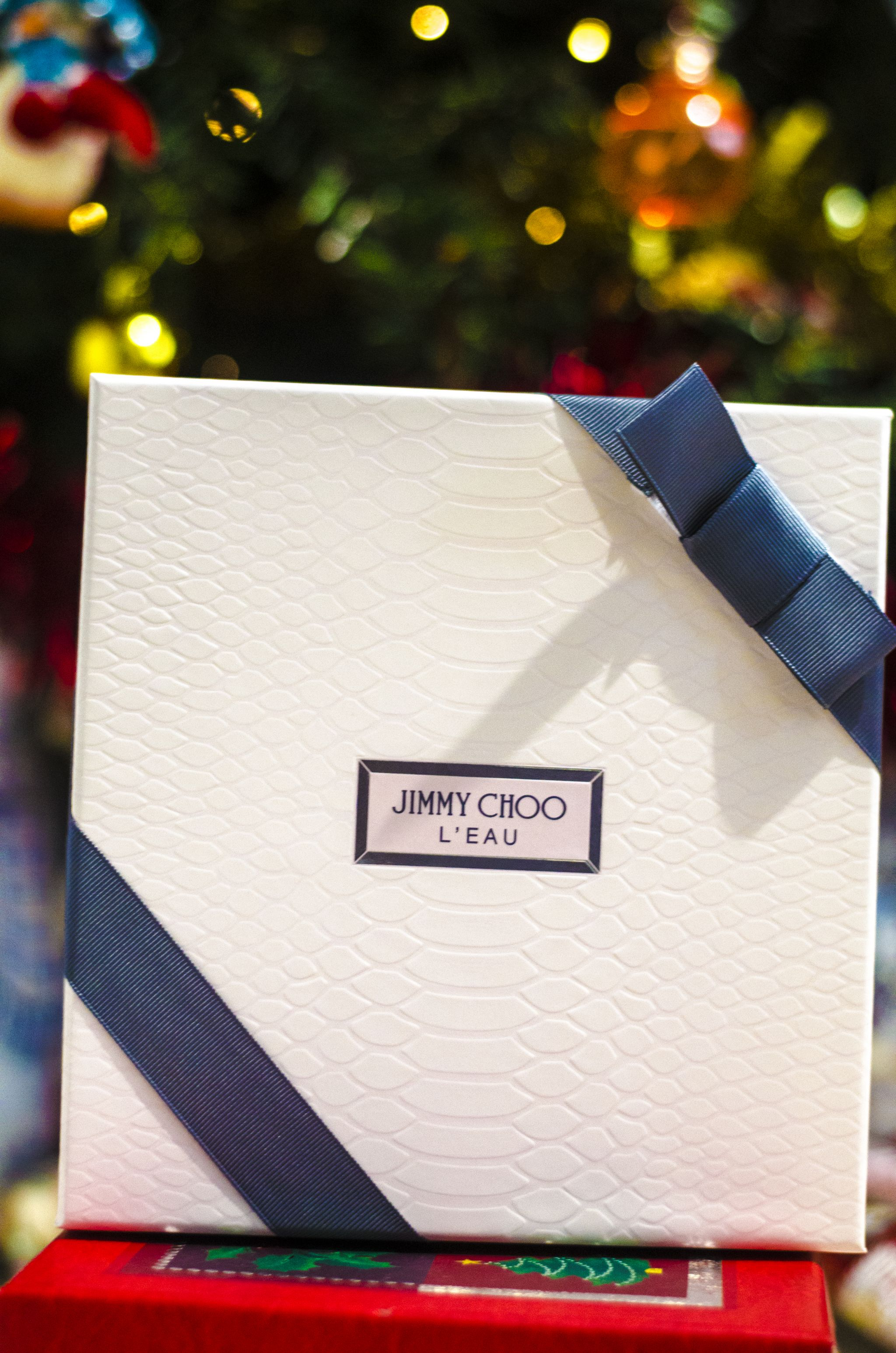 Jimmy Choo perfume christmas set