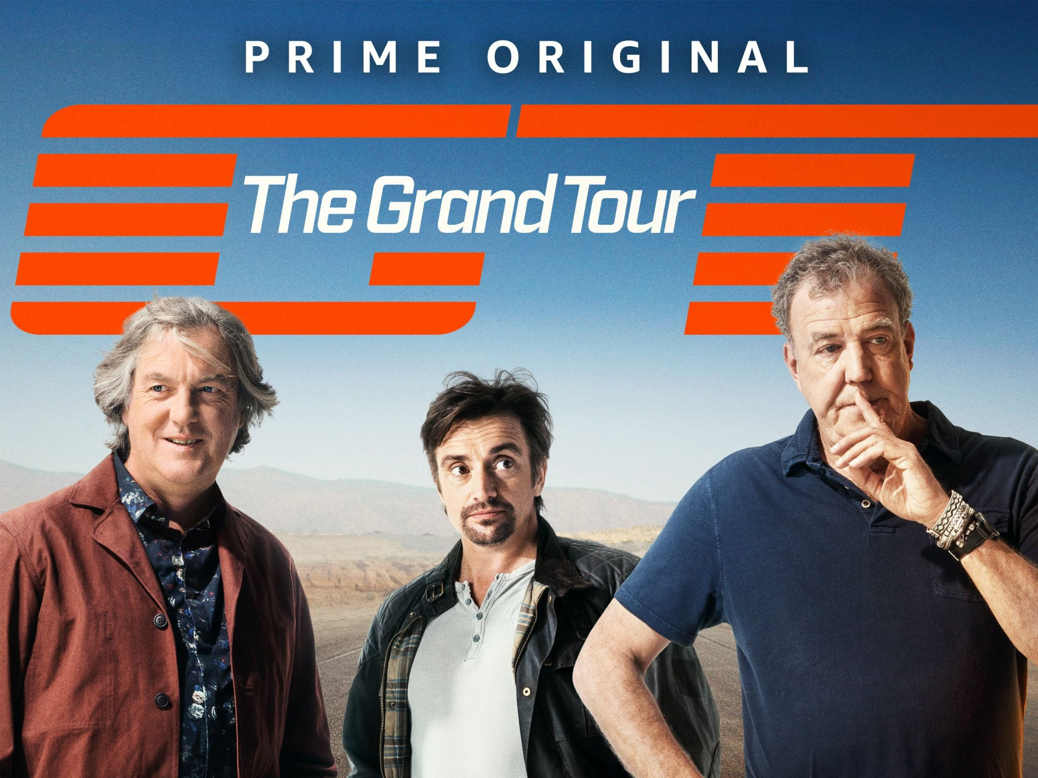 The grand tour tv show amazon