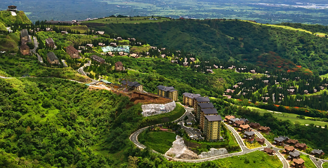 SCENIC PLACES TO SEE IN TAGAYTAY