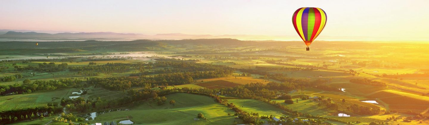 WHY YOU NEED TO BOOK A GETAWAY TO HUNTER VALLEY