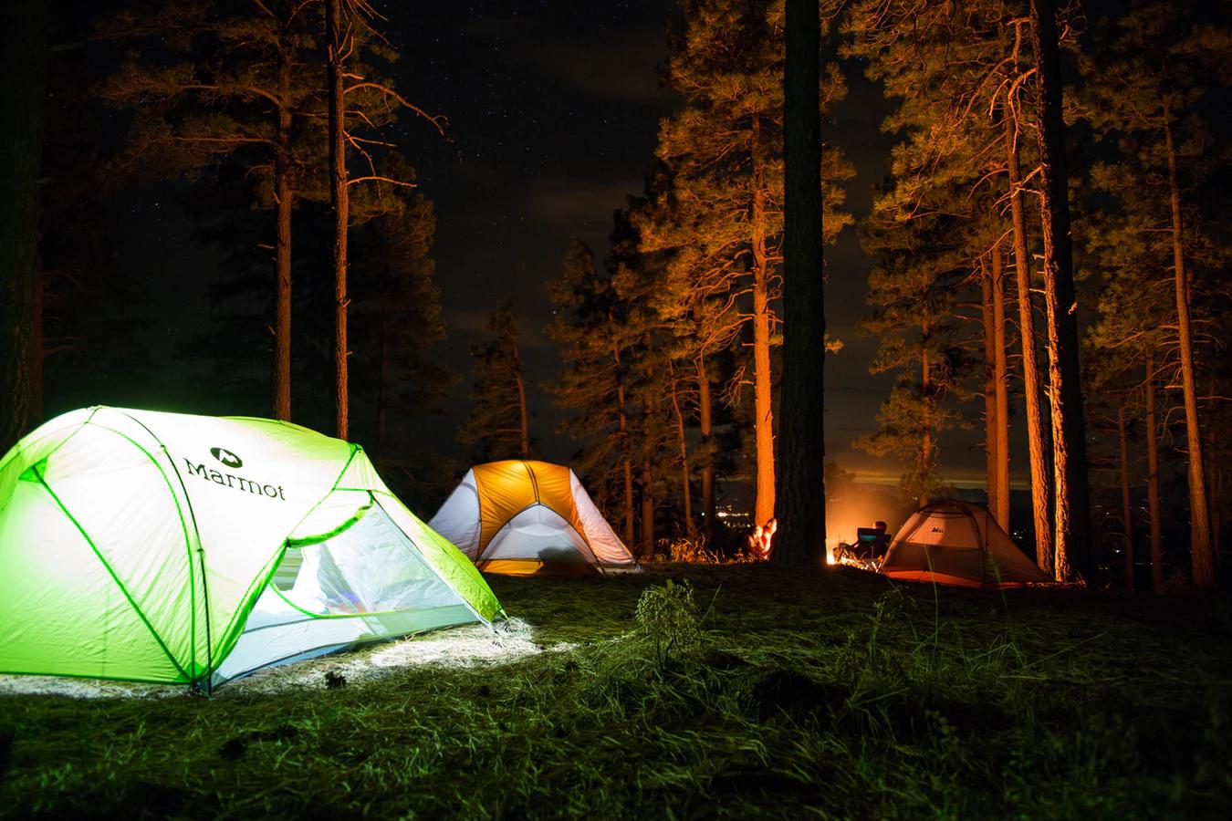festival camping tips 2018