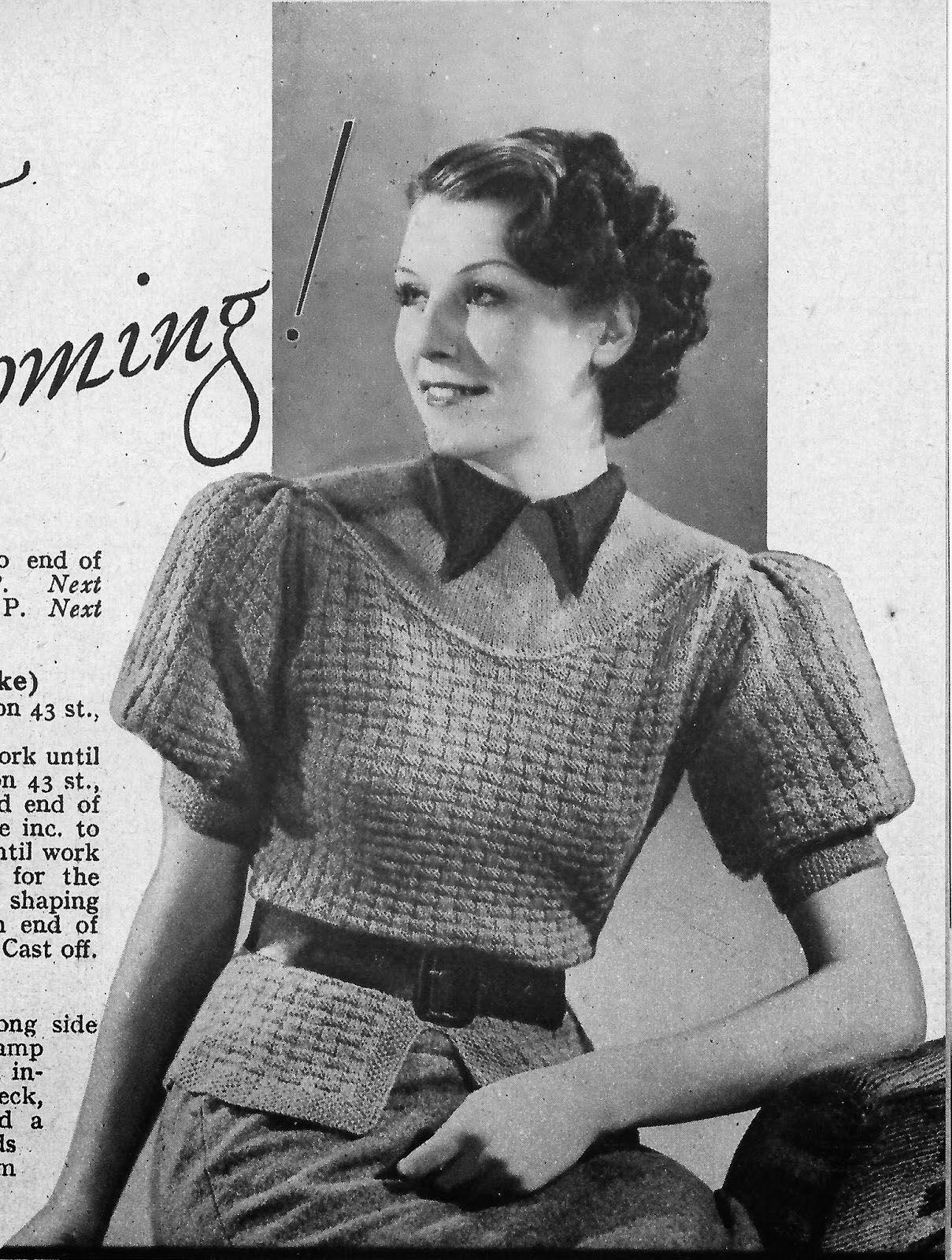 1930's dress