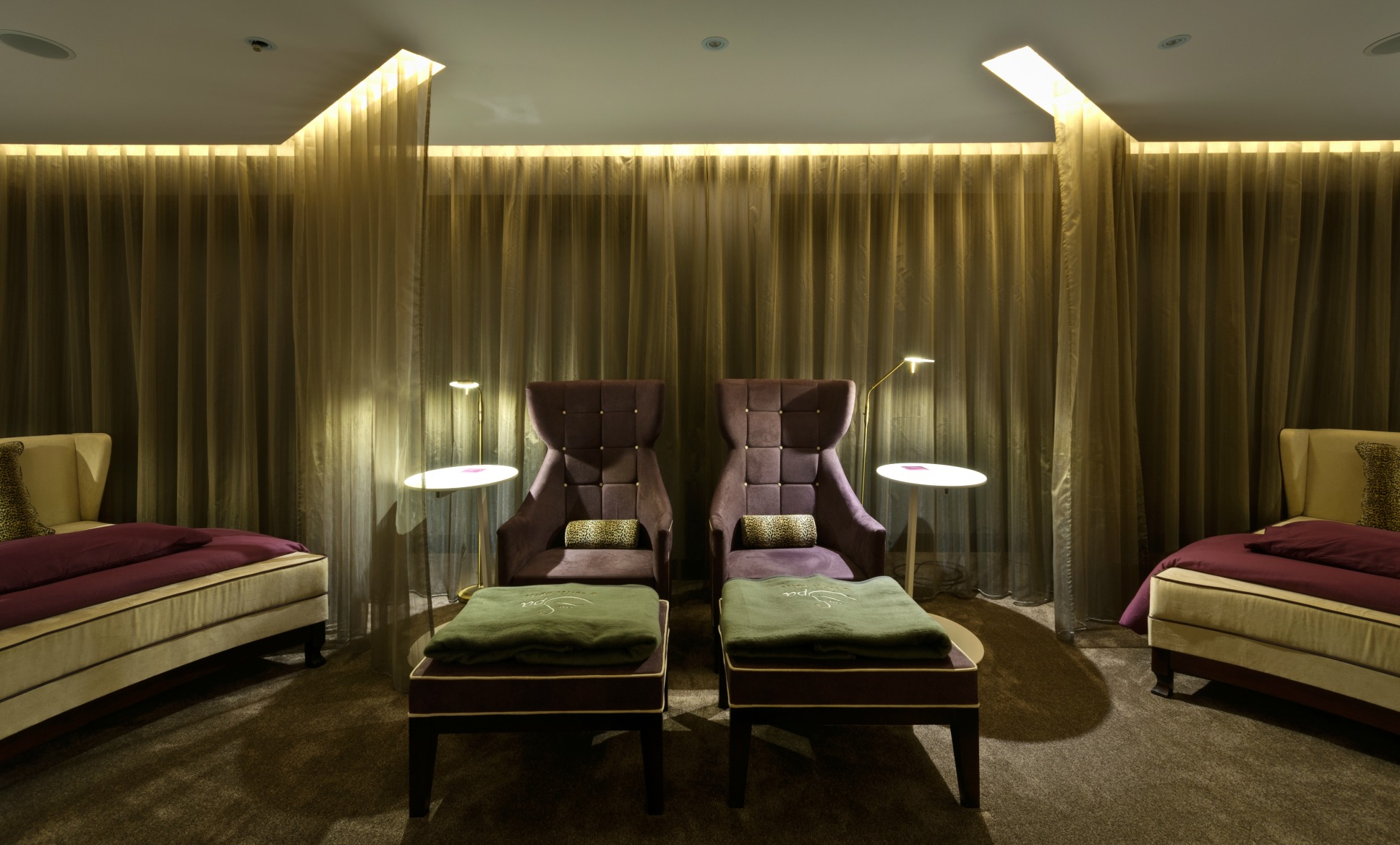 Suites Hotel & Spa Liverpool thermal suite