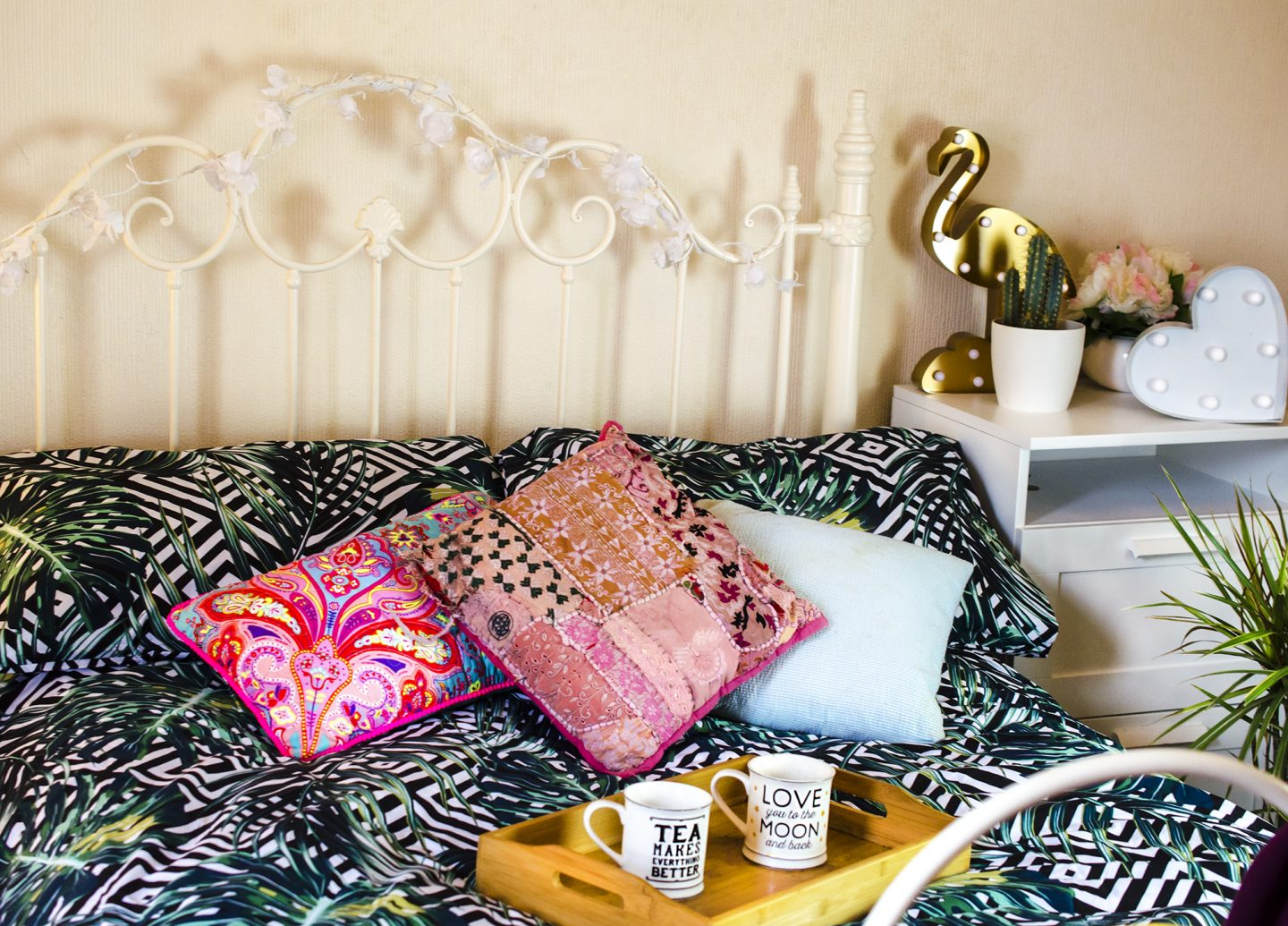 REFRESH YOUR BEDROOM WITH DUVET COVERS