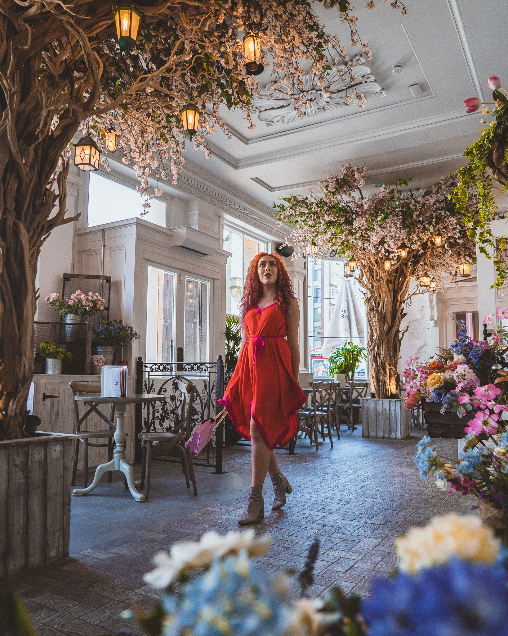 Stephi LaReine Florist Liverpool