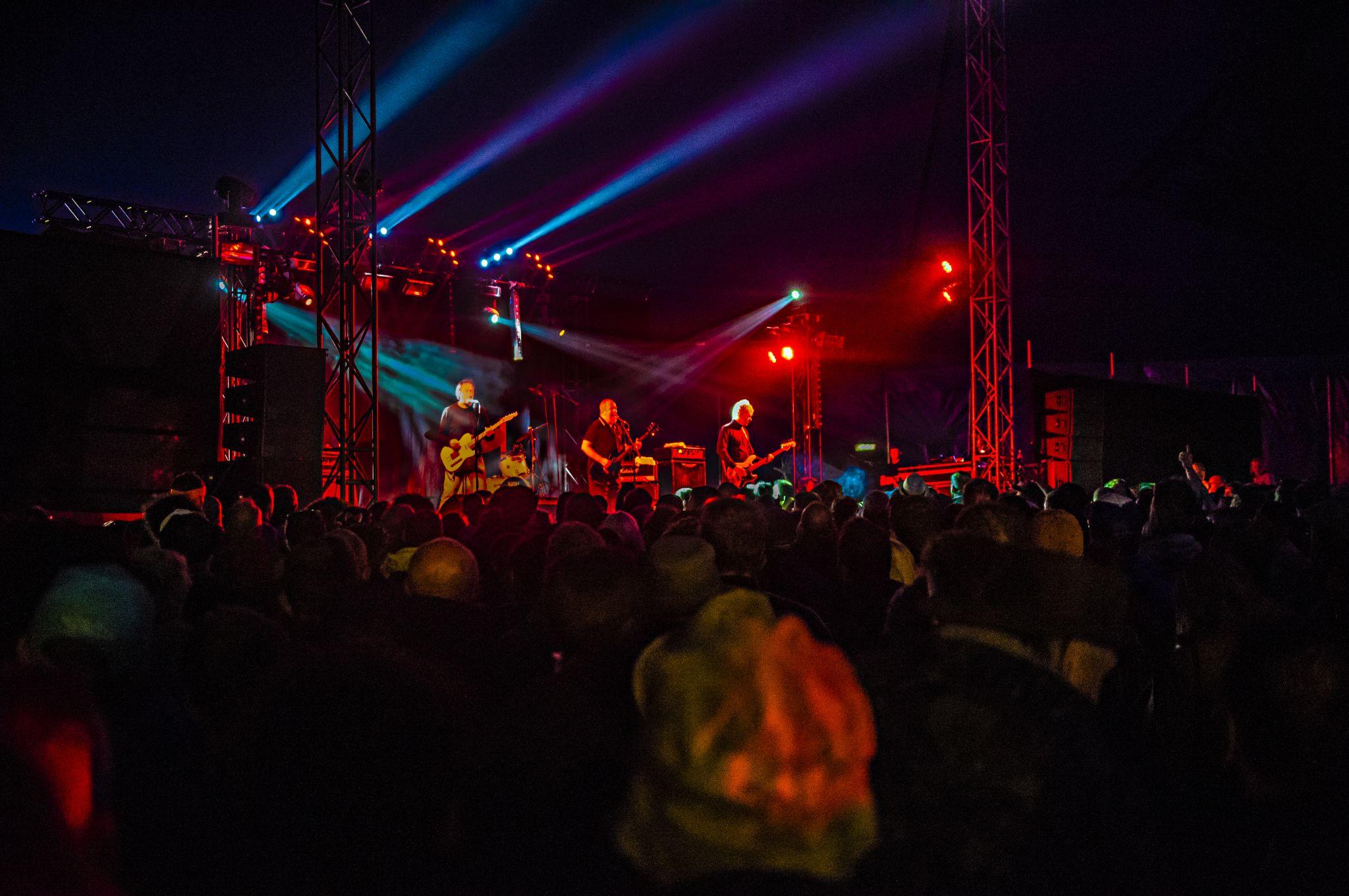 Buzzcocks Y Not Festival 2018