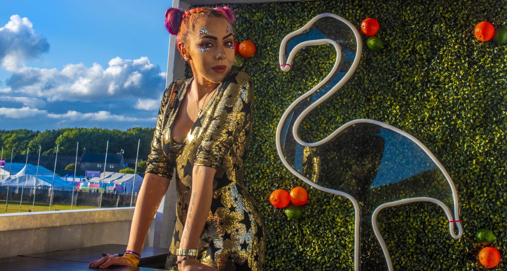 UK Festival Beauty & Fashion Ideas by Stephi LaReine
