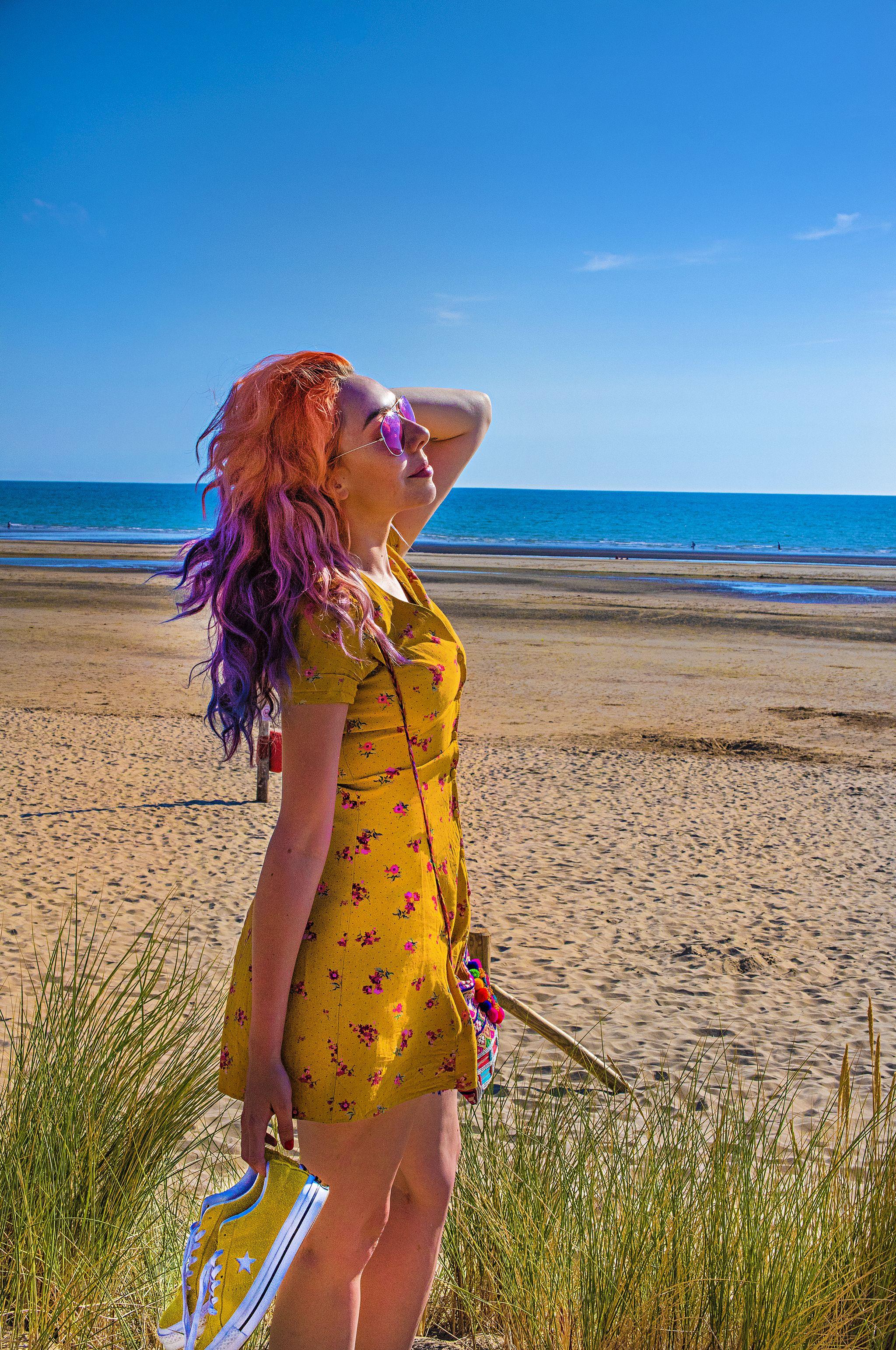 Stephi LaReine Fashion and beauty blogger UK