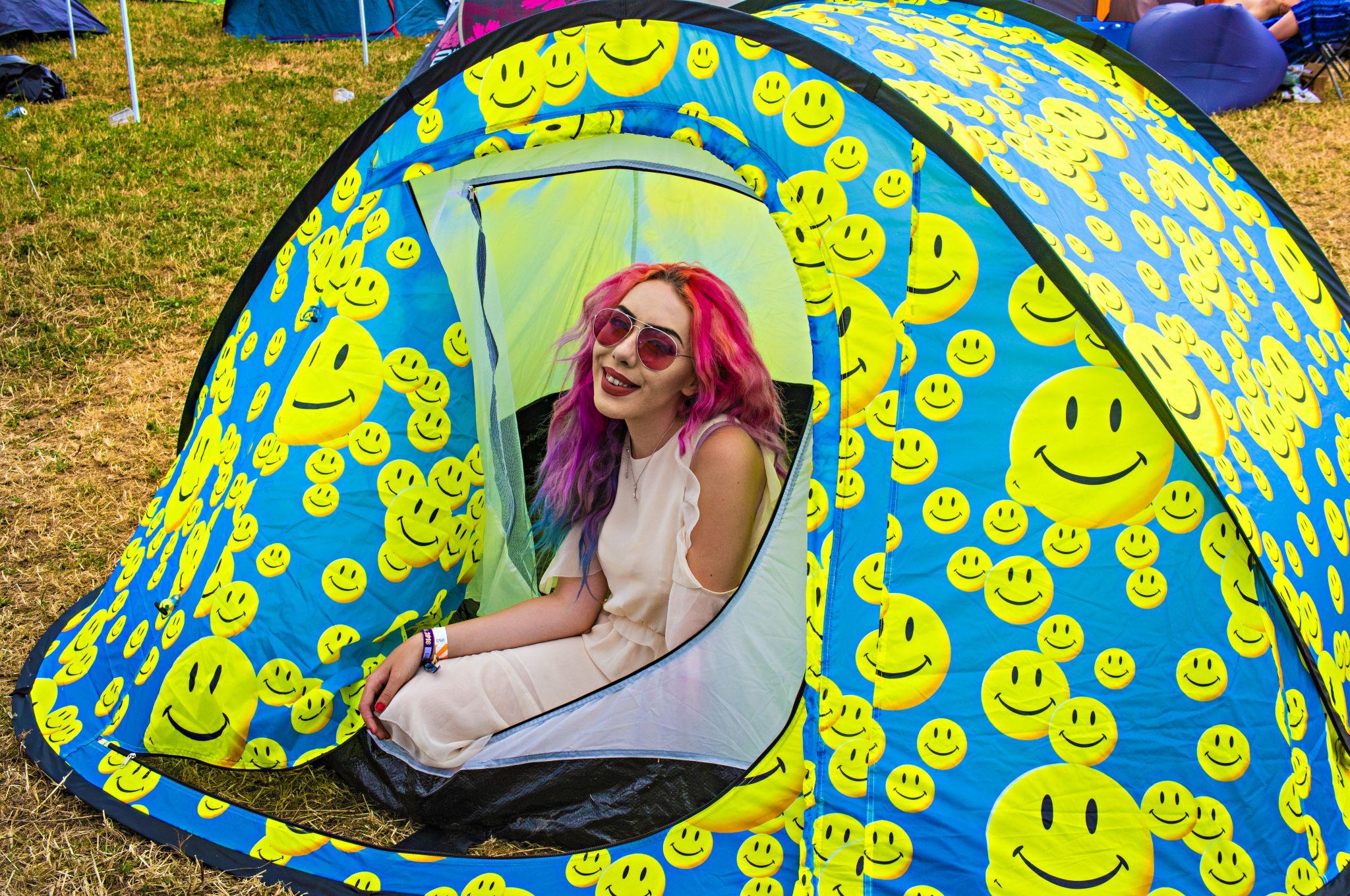 Stephi LaReine Gorilla Tents