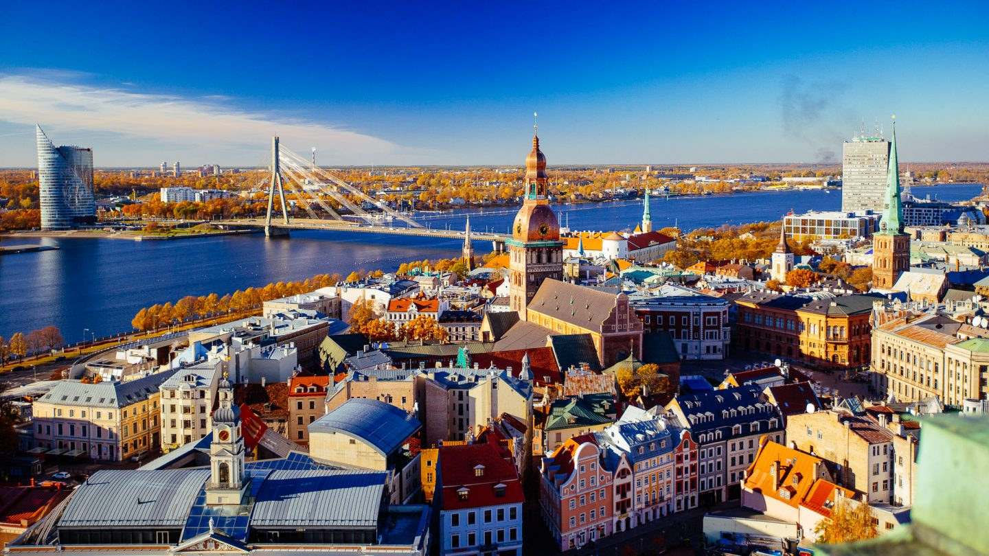 RIGA – OUTSHINING ANY OTHER BALTIC CITY