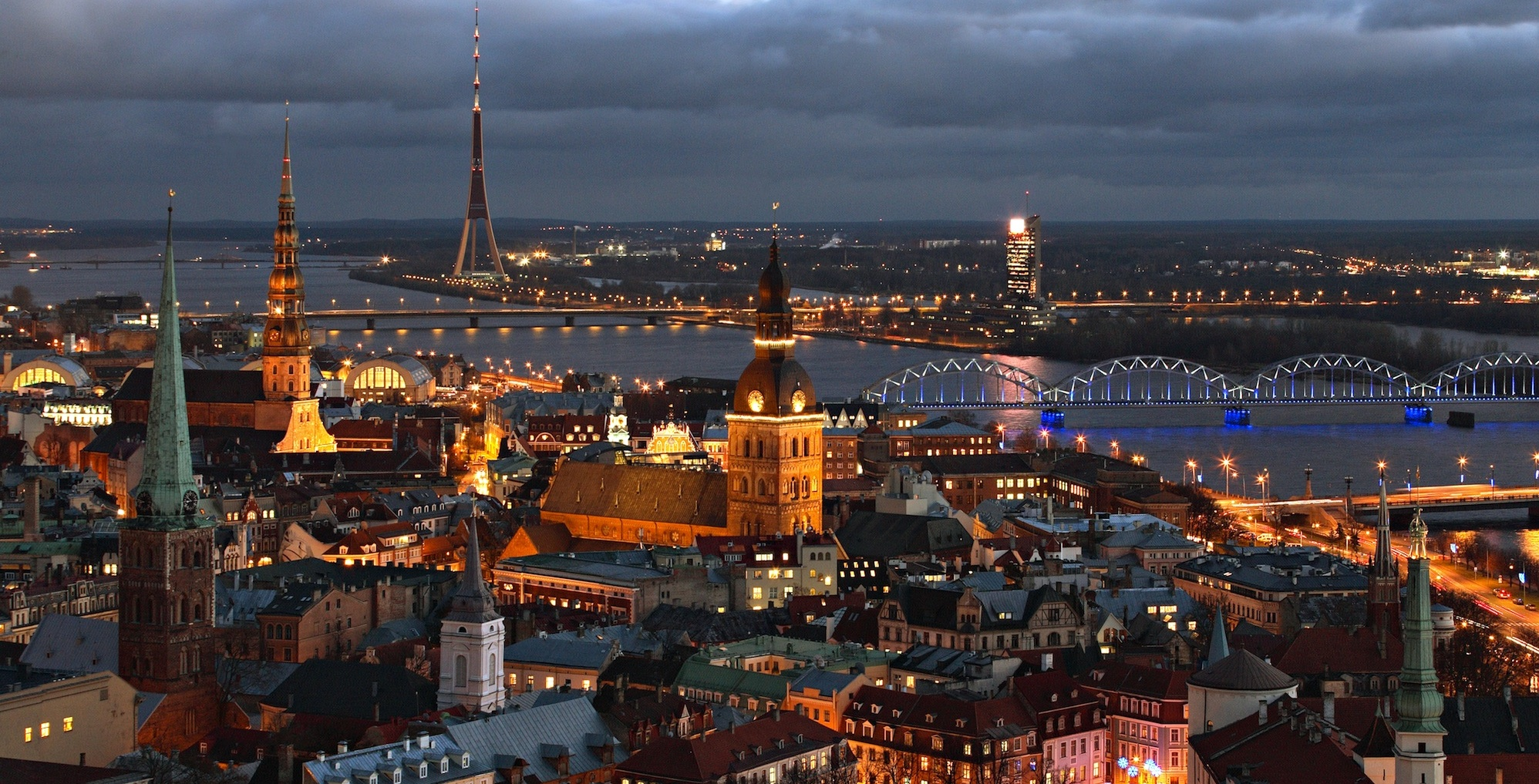 riga baltic city