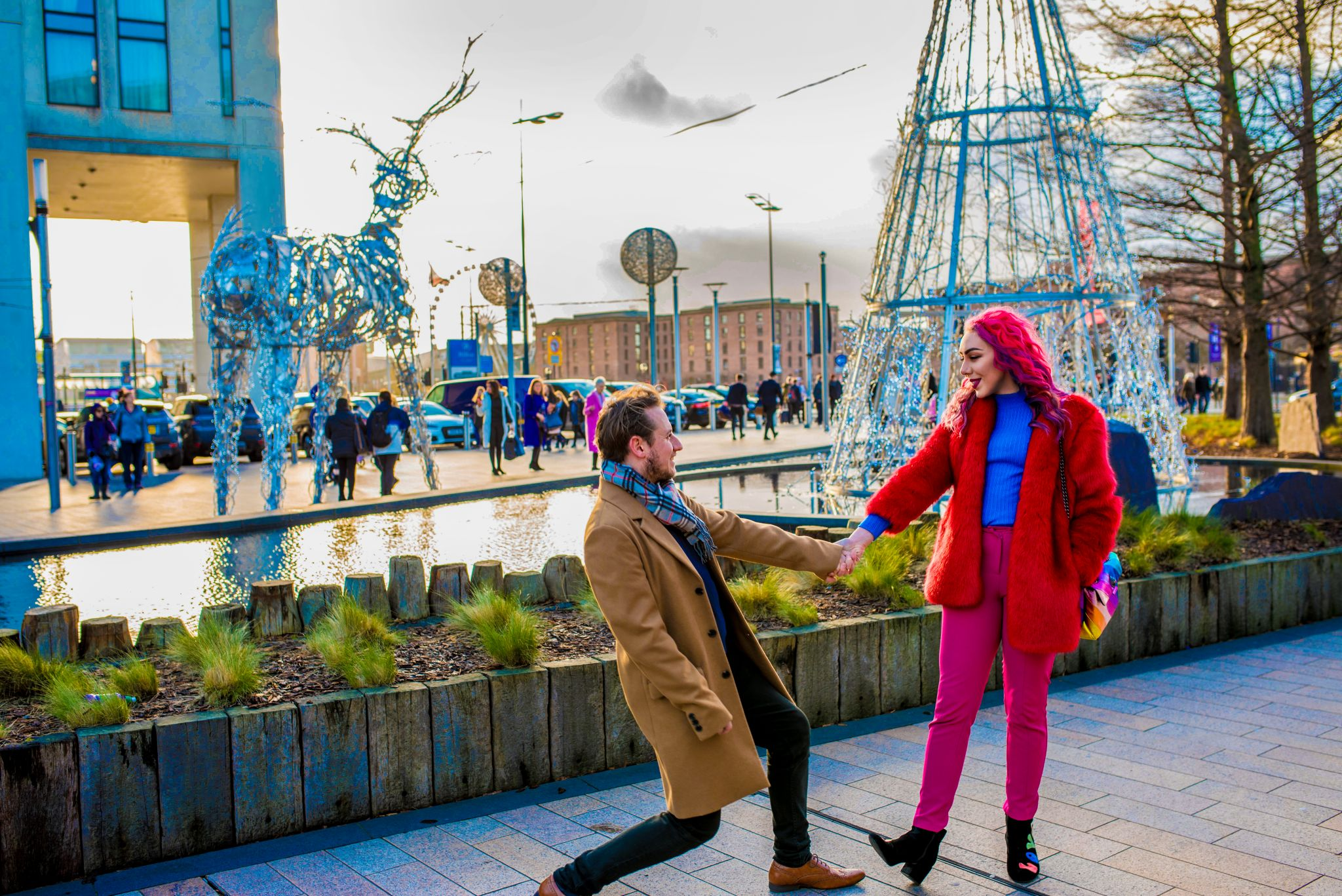 Stephi LaReine & Boyfriend Patrick Mcguinness Liverpool Photography Blog - couple blogging