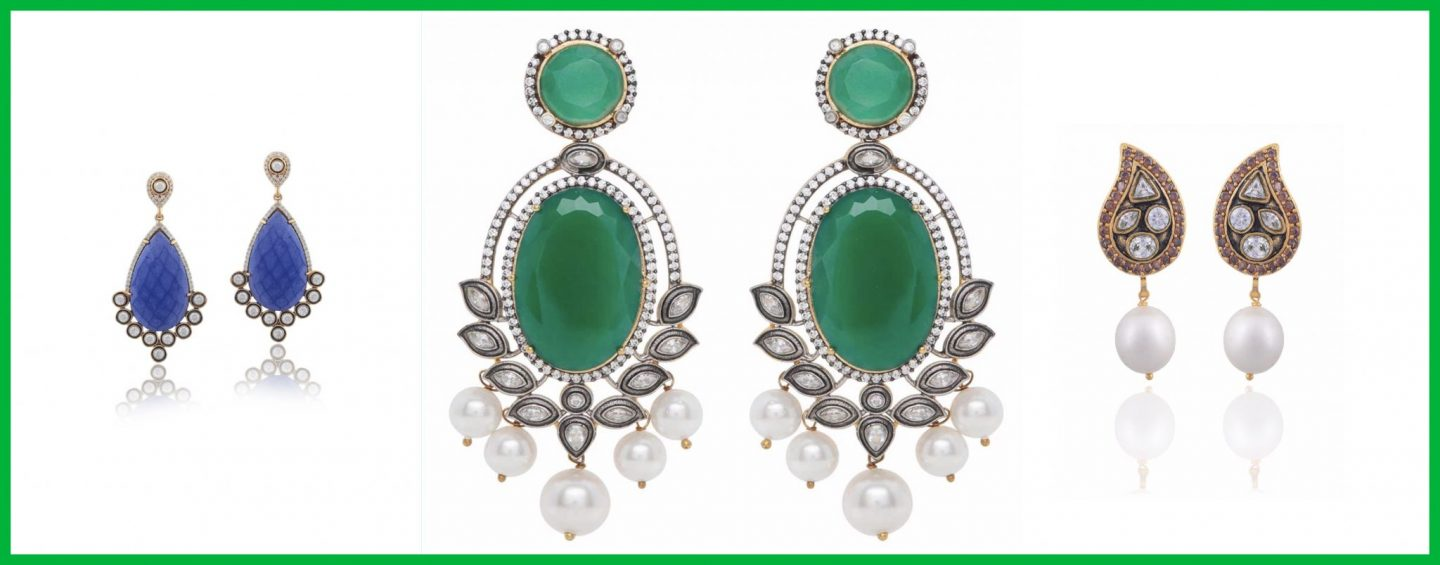 HOW TO CHOOSE EARRINGS FOR A PARTY