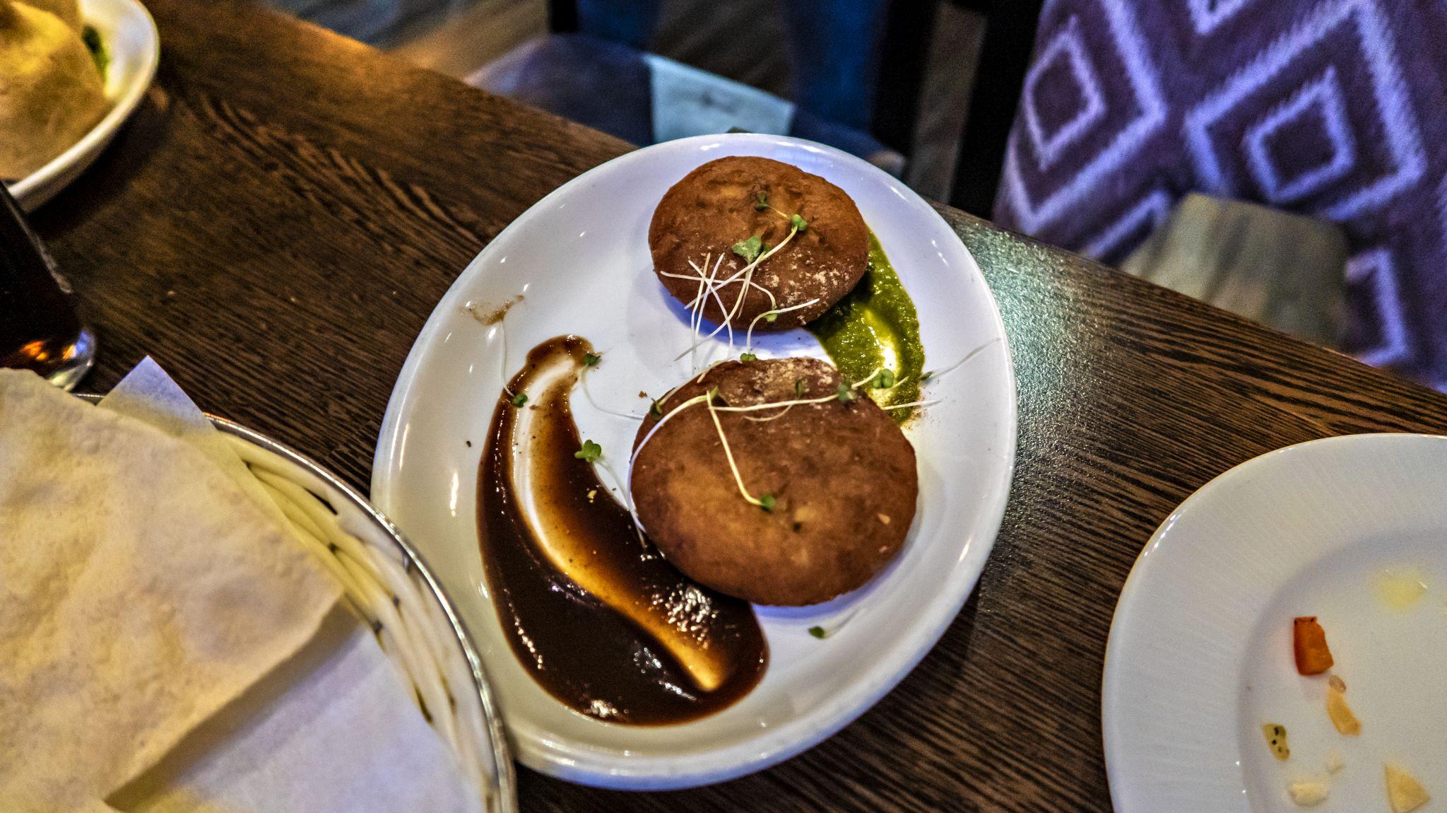 vegetarian restaurant in liverpool