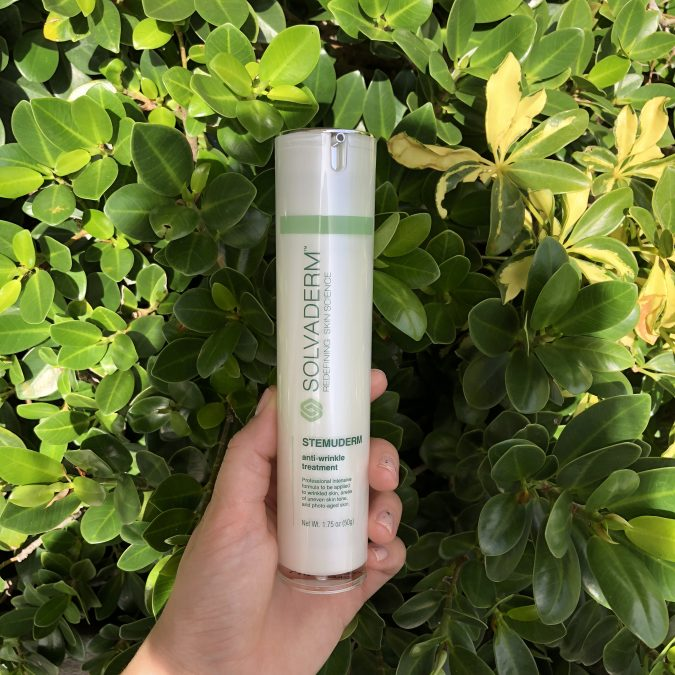 SOLVADERM'S STEMUDERM REVIEW – TOP ANTI-AGEING CREAM