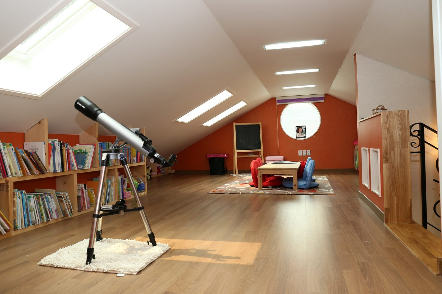 THE ENTREPRENEURS GUIDE TO INSTALLING A HOME OFFICE IN YOUR ATTIC