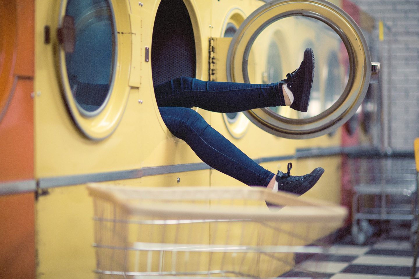 6 COMMON FAULTS WITH A WASHING MACHINE